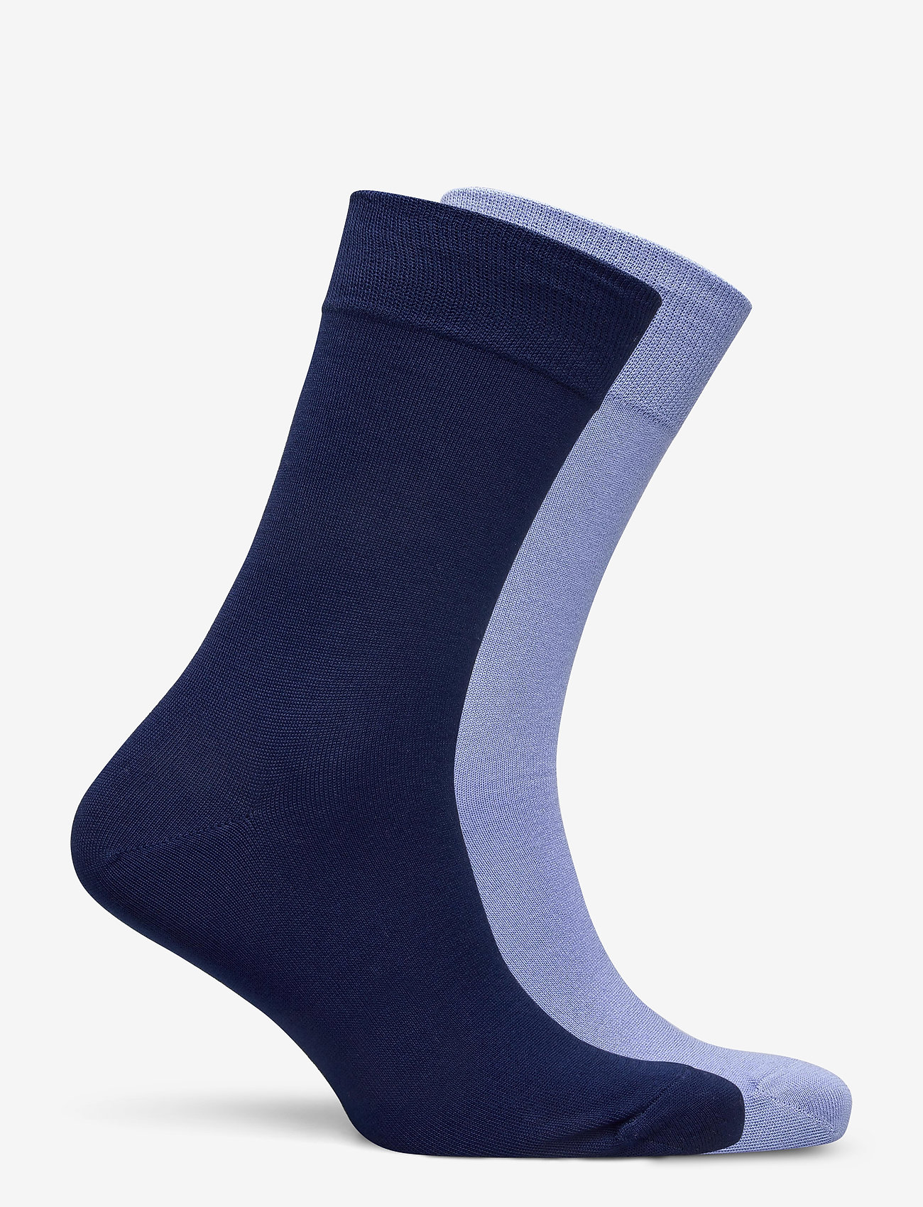 Polo Ralph Lauren - FLAT KNIT-CREW-2 PACK - regular socks - her royal/dress s - 1