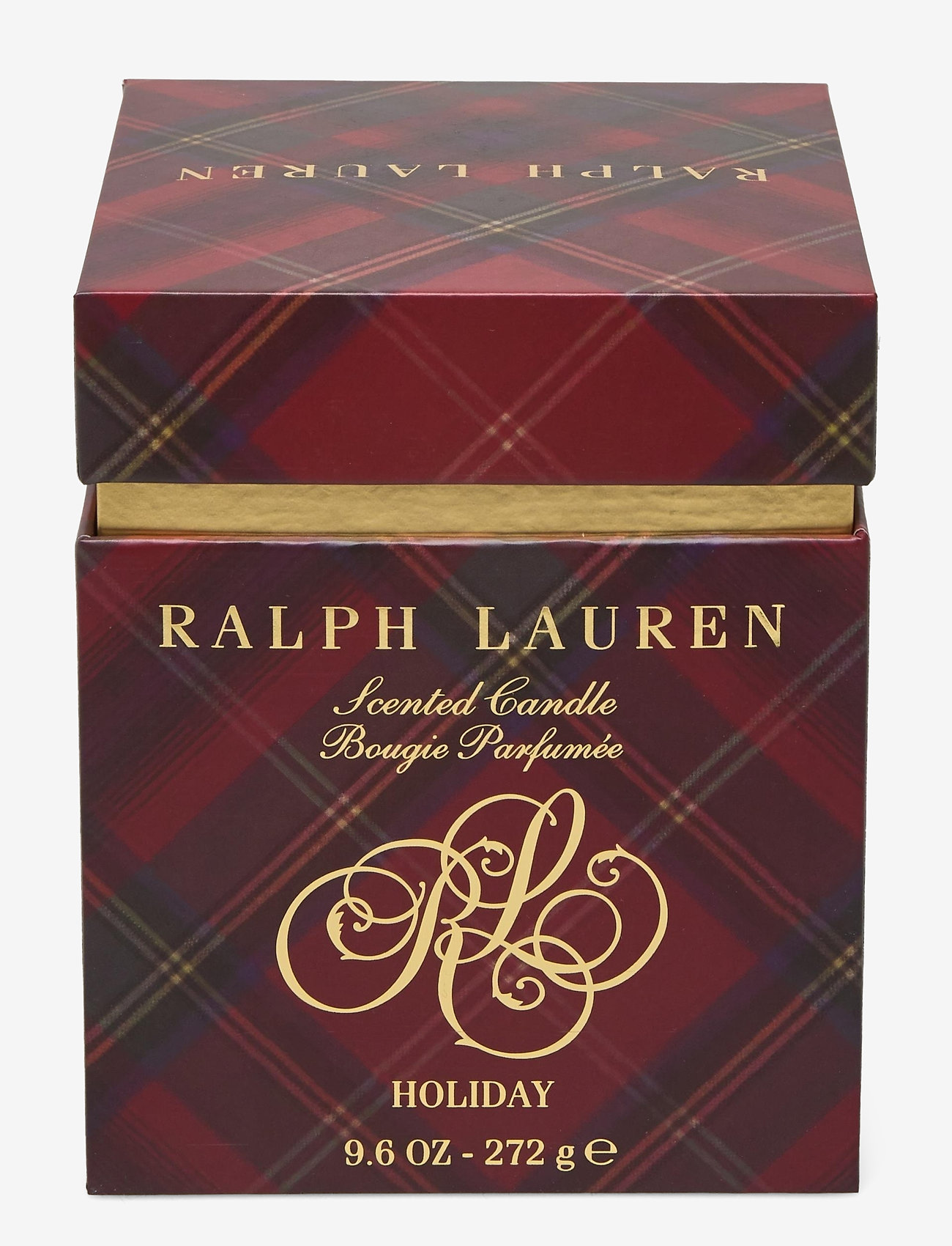 Polo Ralph Lauren - HOLIDAY-SINGLE WICK - doft - red plaid - 1