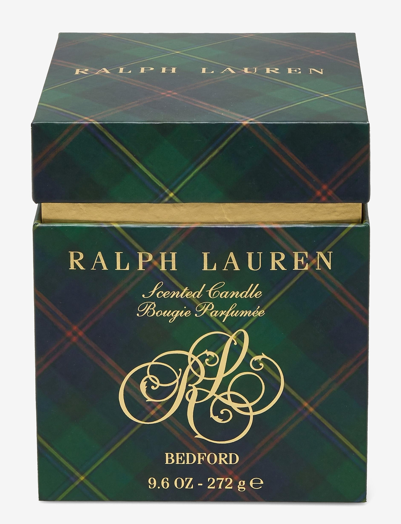 Polo Ralph Lauren - BEDFORD-SINGLE WICK - doft - green plaid - 1