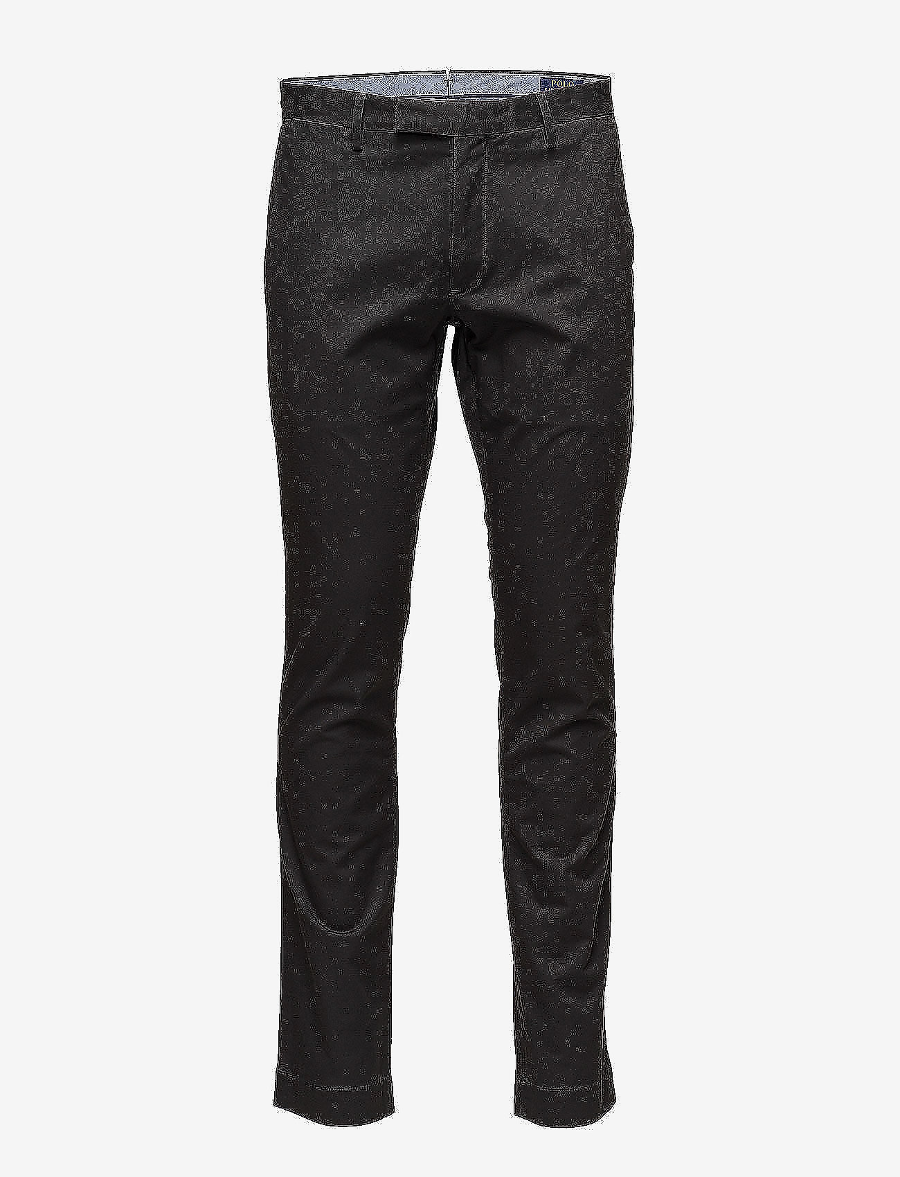 Polo Ralph Lauren - Stretch Slim Fit Chino Pant - chinos - black mask - 0