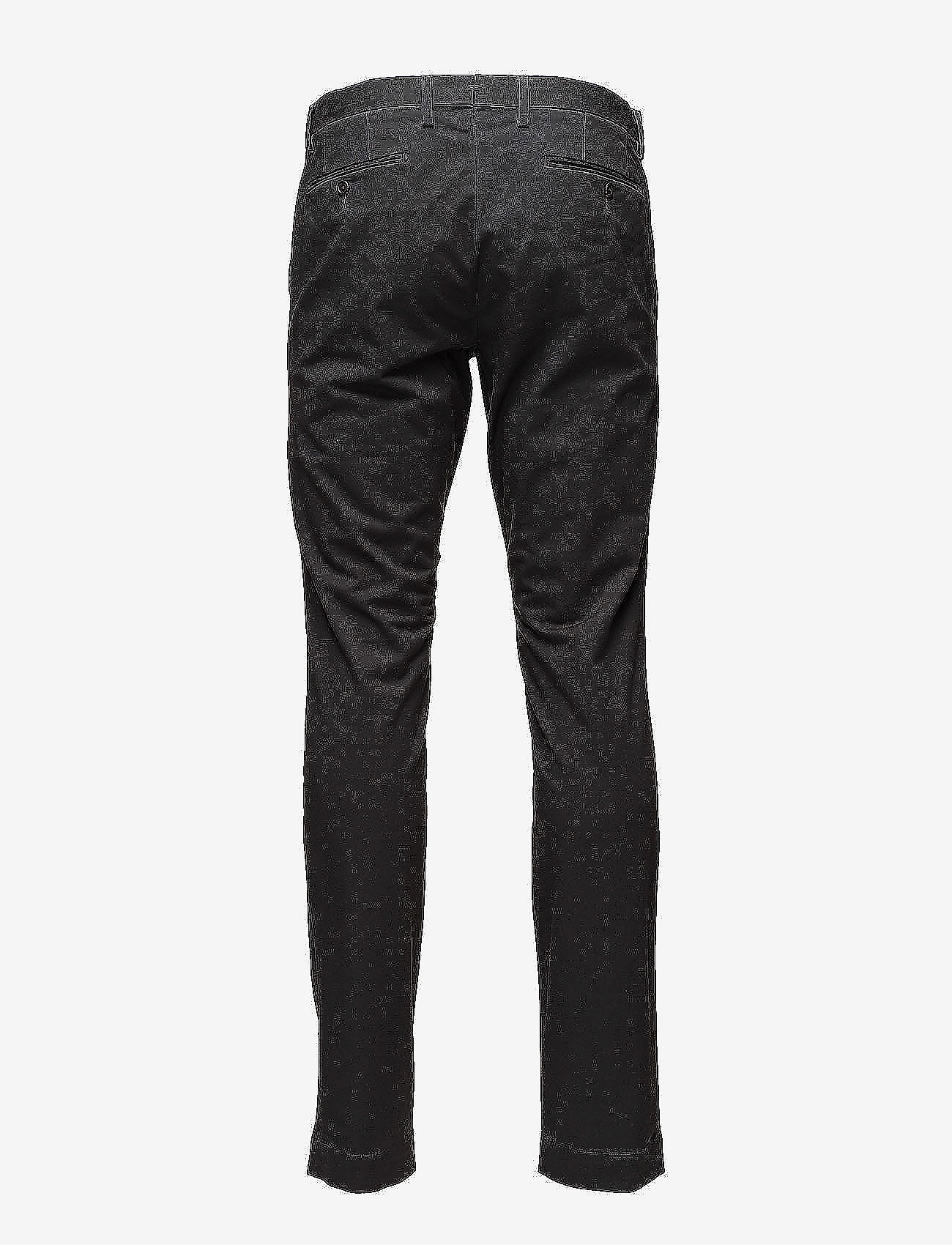 Polo Ralph Lauren - Stretch Slim Fit Chino Pant - chinos - black mask - 1