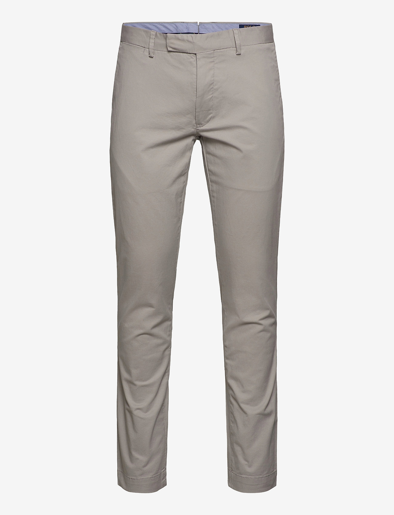 Polo Ralph Lauren - Stretch Slim Fit Chino Pant - chinos - grey fog - 0