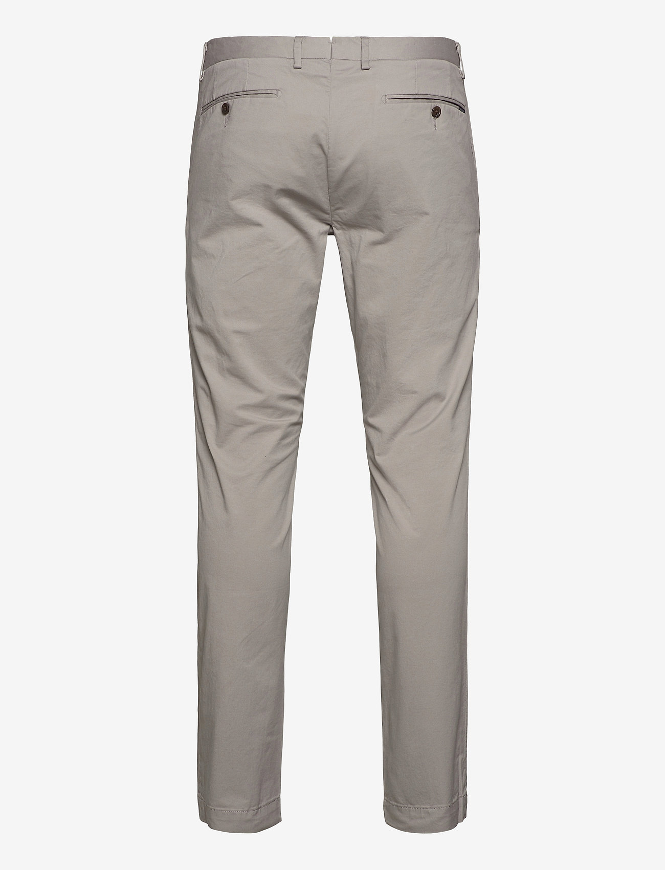 Polo Ralph Lauren - Stretch Slim Fit Chino Pant - chinos - grey fog - 1