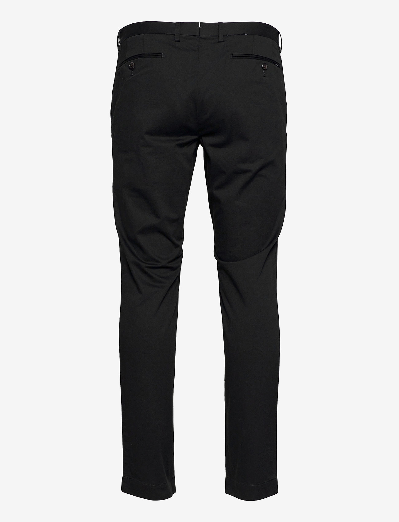 Polo Ralph Lauren - Stretch Slim Fit Chino Pant - rennot - polo black