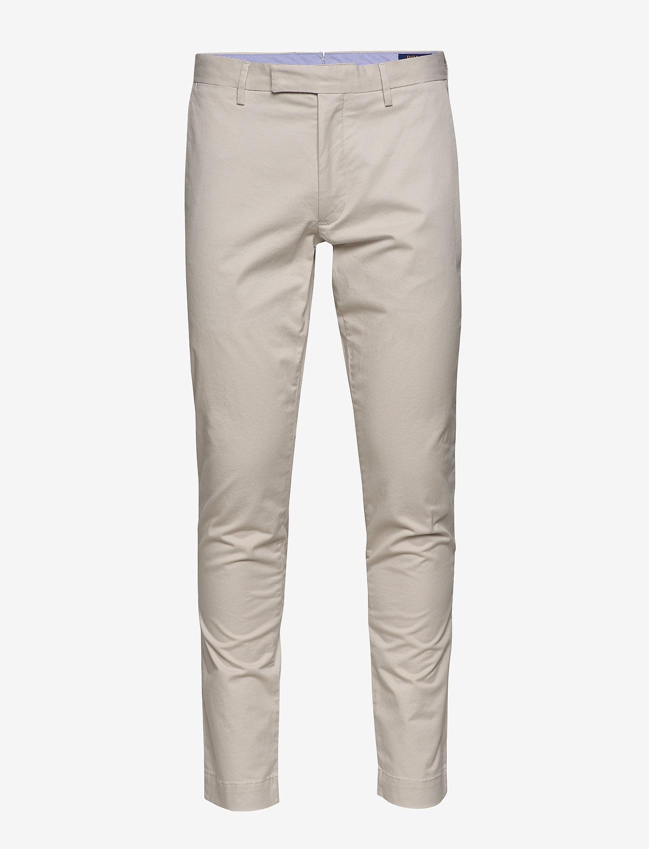 Polo Ralph Lauren - Stretch Tailored Slim Chino - spodnie na co dzień - dove grey - 0