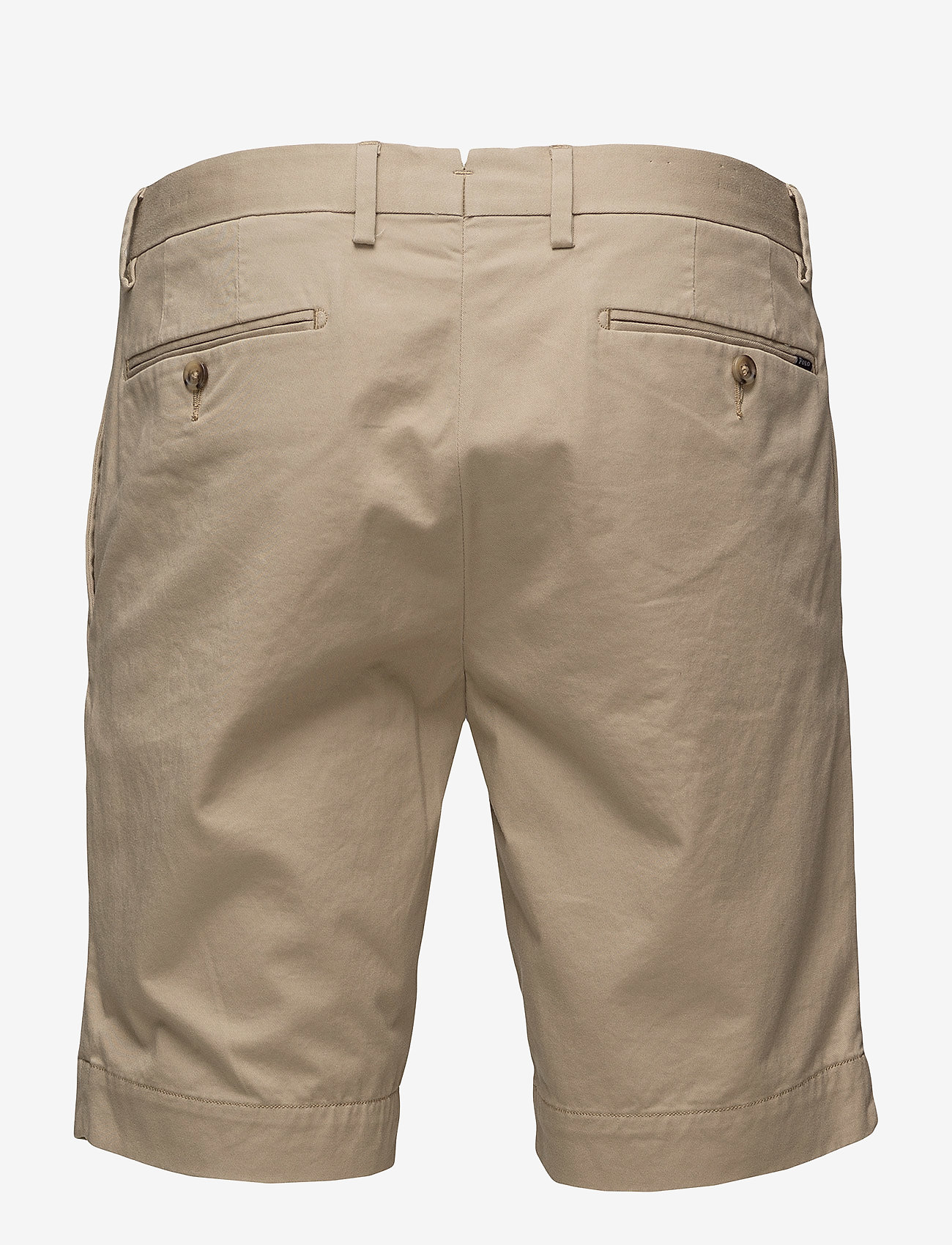 Polo Ralph Lauren - Stretch Slim Fit Chino Short - tailored shorts - classic khaki - 1