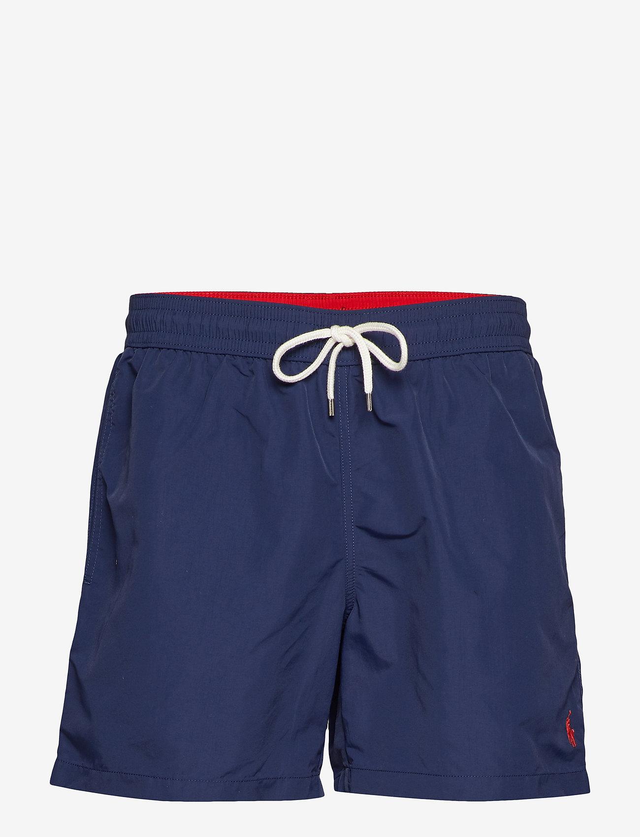 Polo Ralph Lauren - 5½-Inch Traveler Swim Trunk - badehosen - newport navy - 1