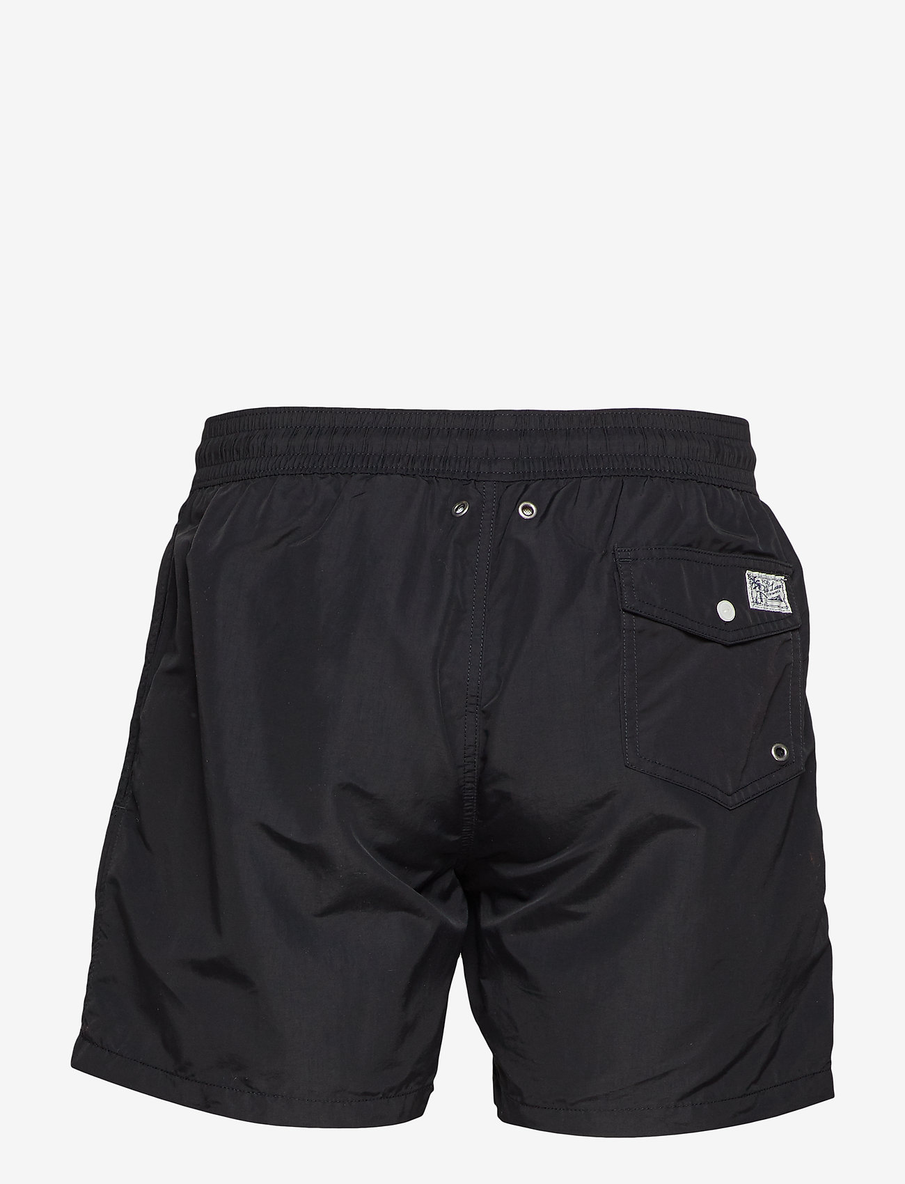 Polo Ralph Lauren - 5½-Inch Traveler Swim Trunk - badehosen - polo black - 1