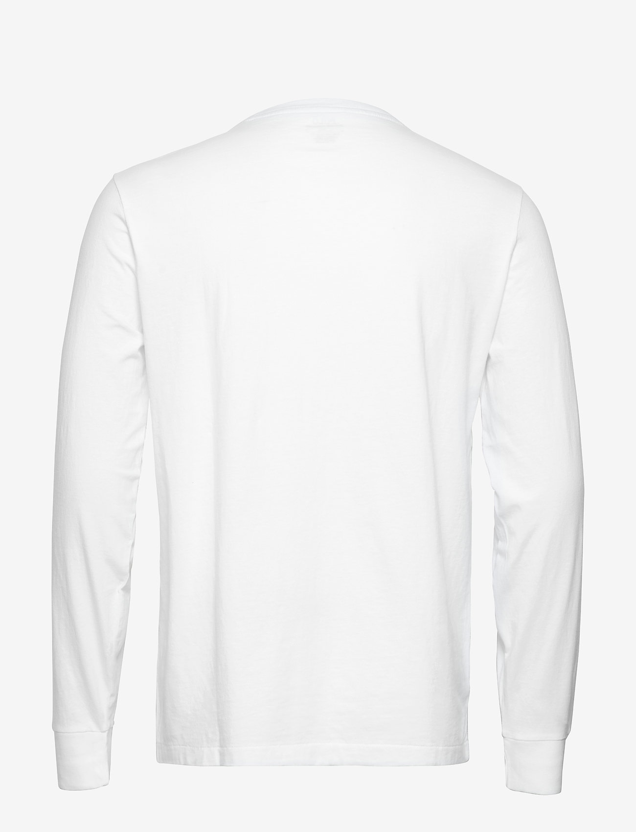 Polo Ralph Lauren - Custom Slim Fit Jersey T-Shirt - basic t-shirts - white - 1