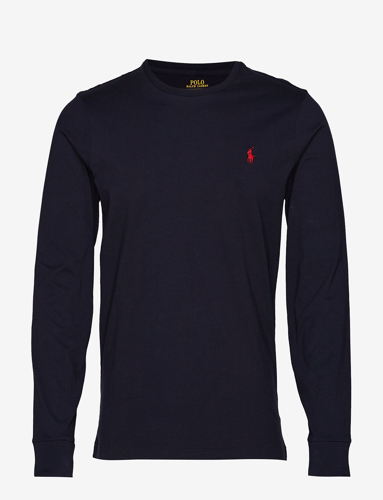 Polo Ralph Lauren - Custom Slim Fit T-Shirt - basic t-shirts - ink - 0
