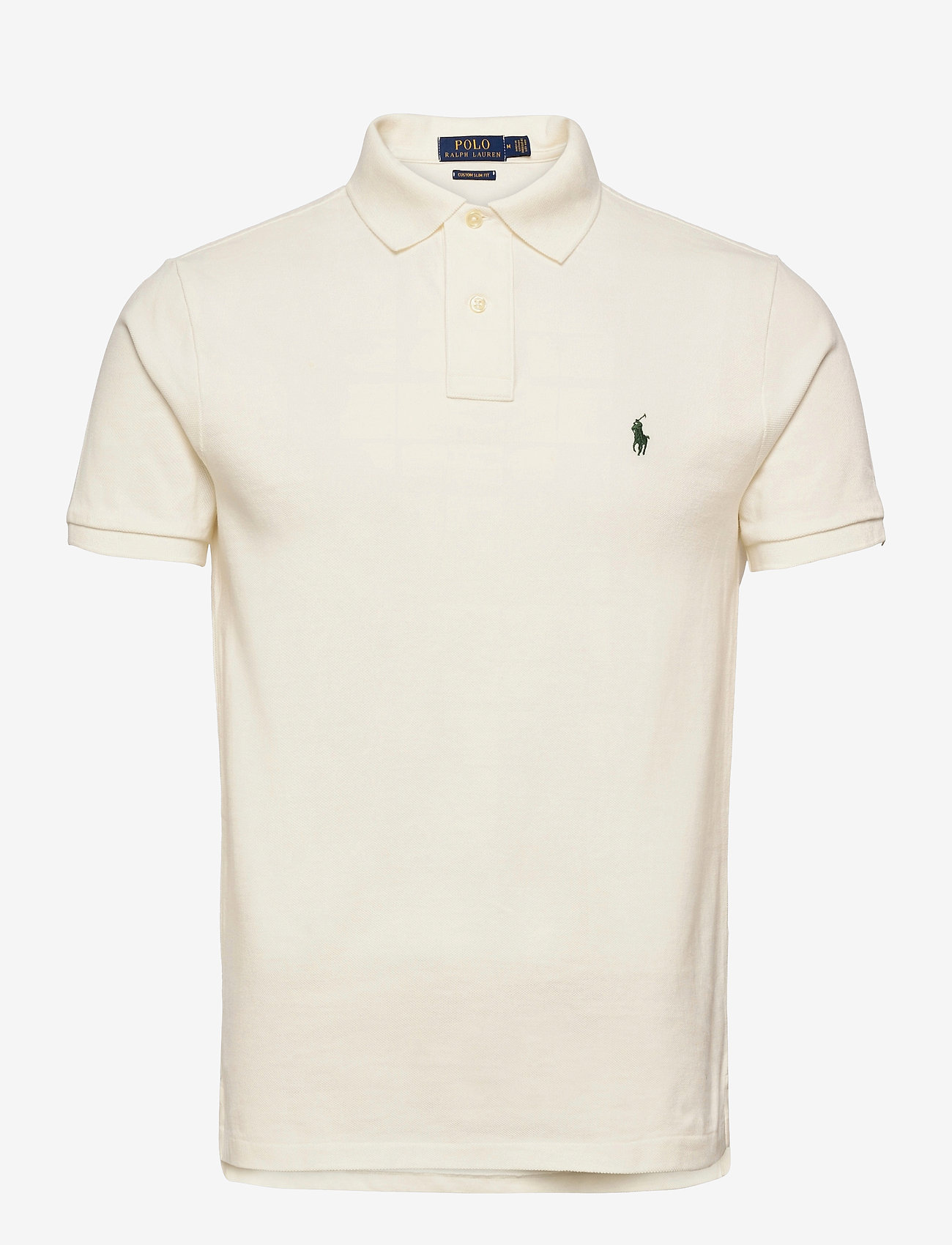 Polo Ralph Lauren - Custom Slim Fit Mesh Polo - short-sleeved polos - nevis - 1