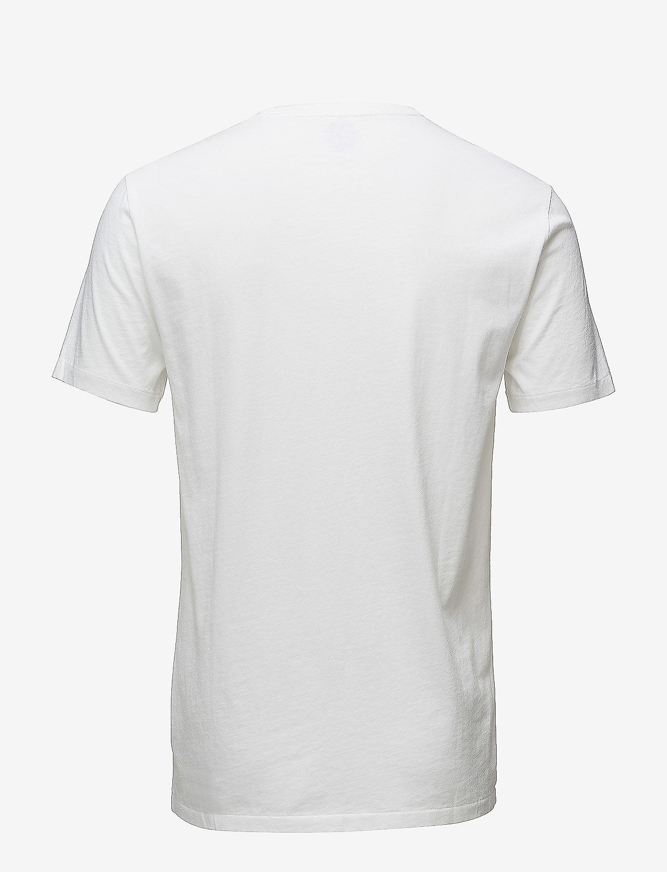 Polo Ralph Lauren - Custom Slim Fit Cotton T-Shirt - basic t-shirts - white - 1