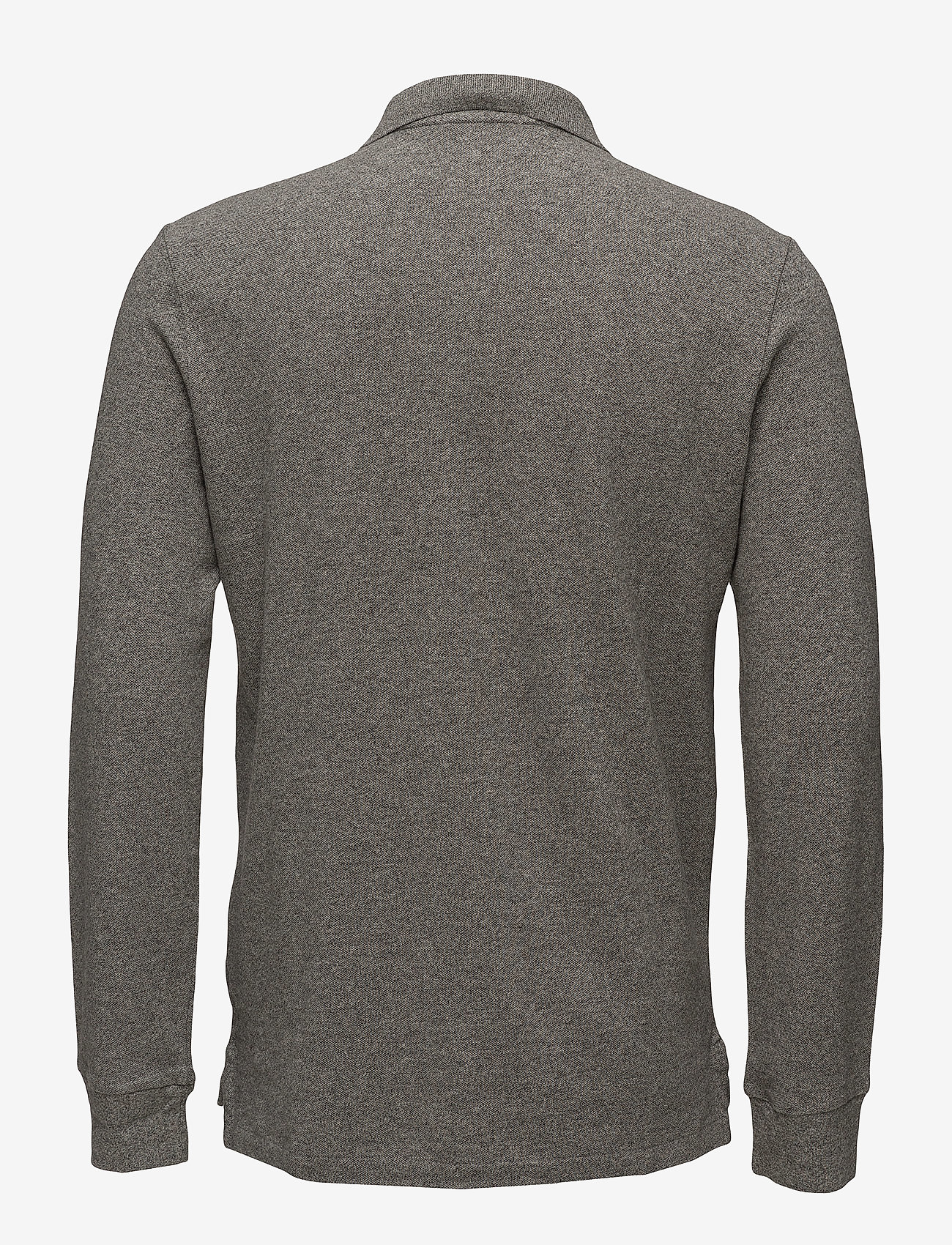 Polo Ralph Lauren - Custom Slim Long-Sleeve Polo - long-sleeved polos - canterbury heathe - 1