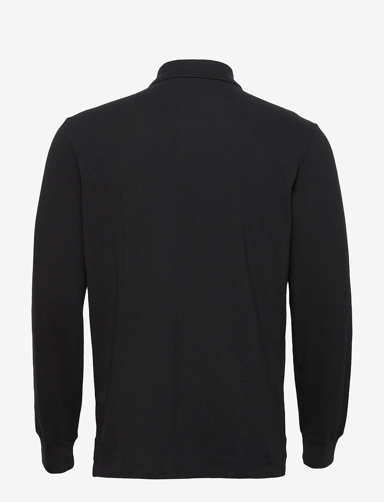 Polo Ralph Lauren - Custom Slim Fit Mesh Polo - lange mouwen - polo black/c3870 - 1
