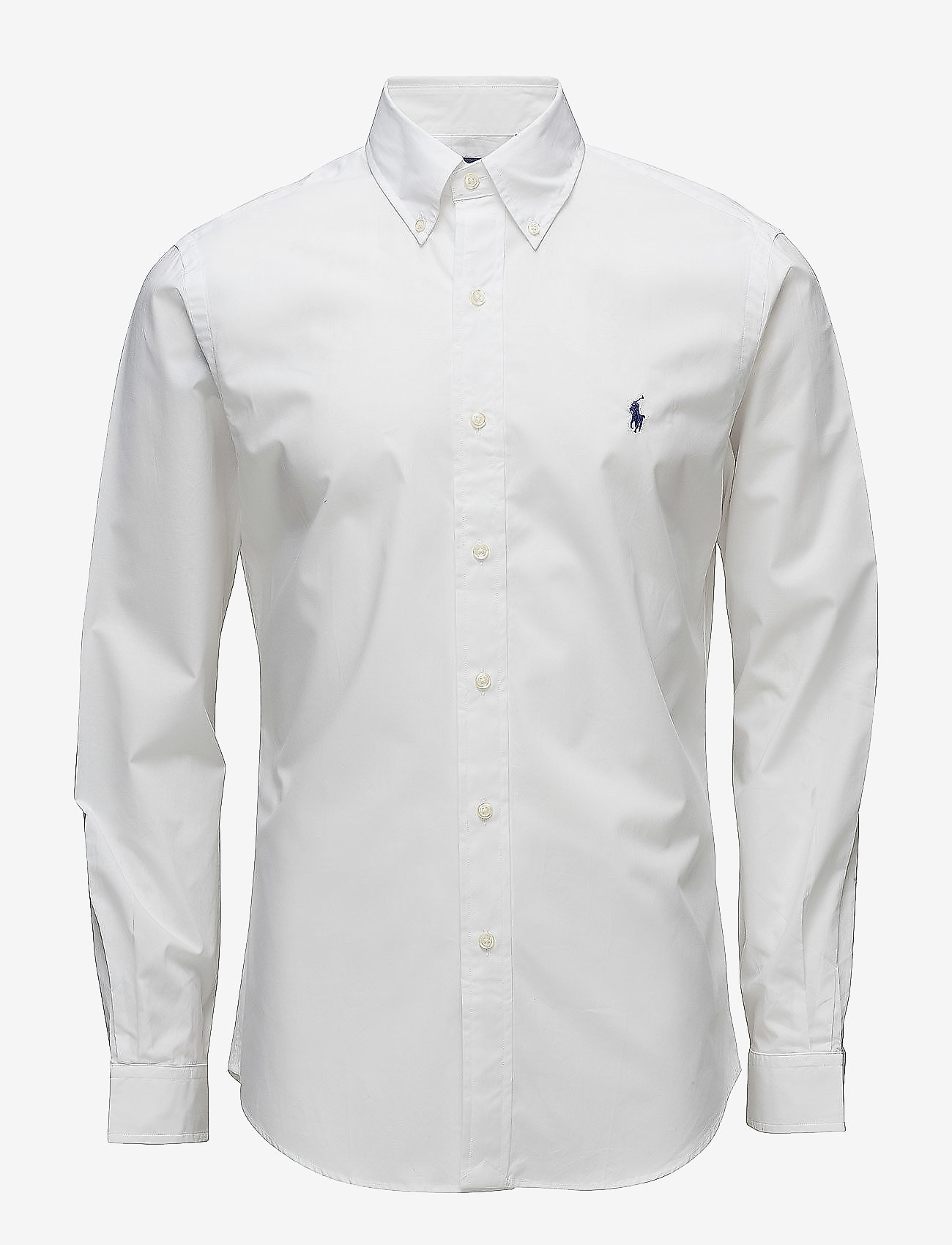 Polo Ralph Lauren - Slim Fit Stretch Cotton Shirt - business shirts - white - 1