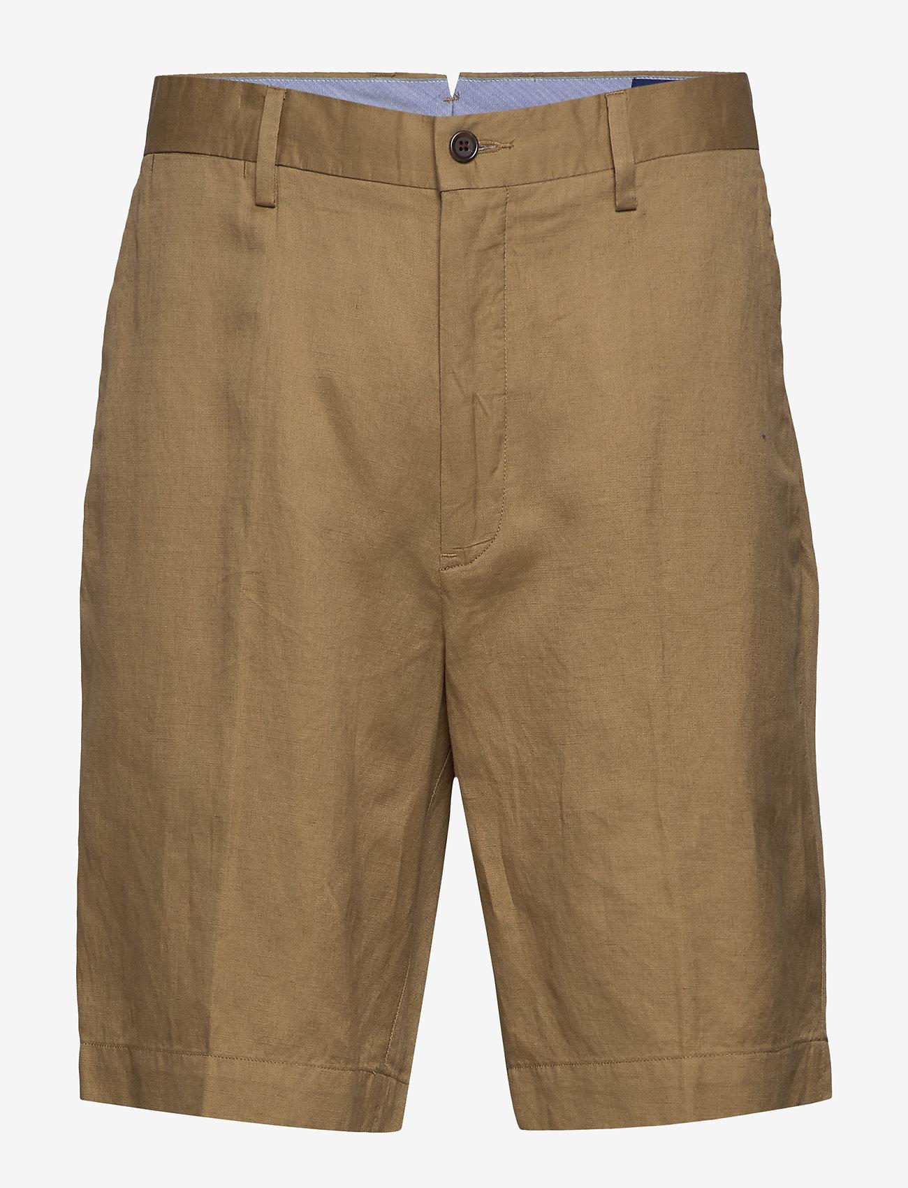 Polo Ralph Lauren - Classic Fit Twill Short - chinos shorts - desert khaki - 0