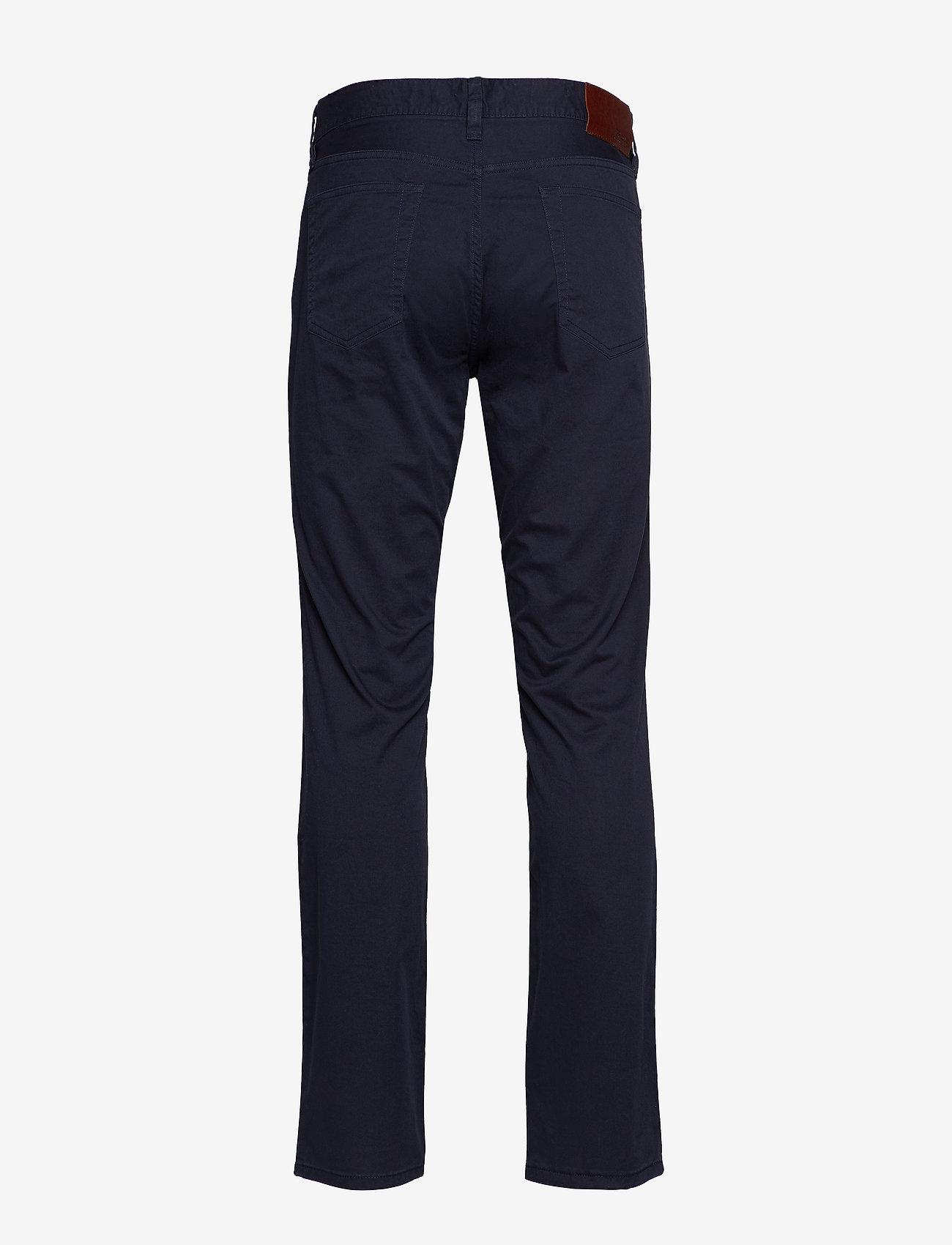 Polo Ralph Lauren - VARICK SLIM STRAIGHT - slim jeans - aviator navy - 1