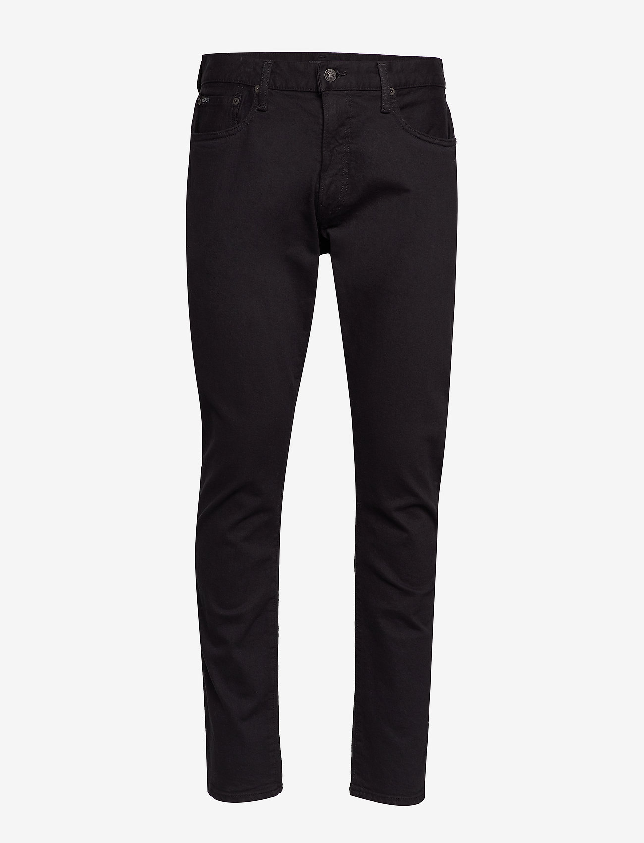 Polo Ralph Lauren - Sullivan Slim Stretch Jean - slim jeans - hdn black stretch - 0