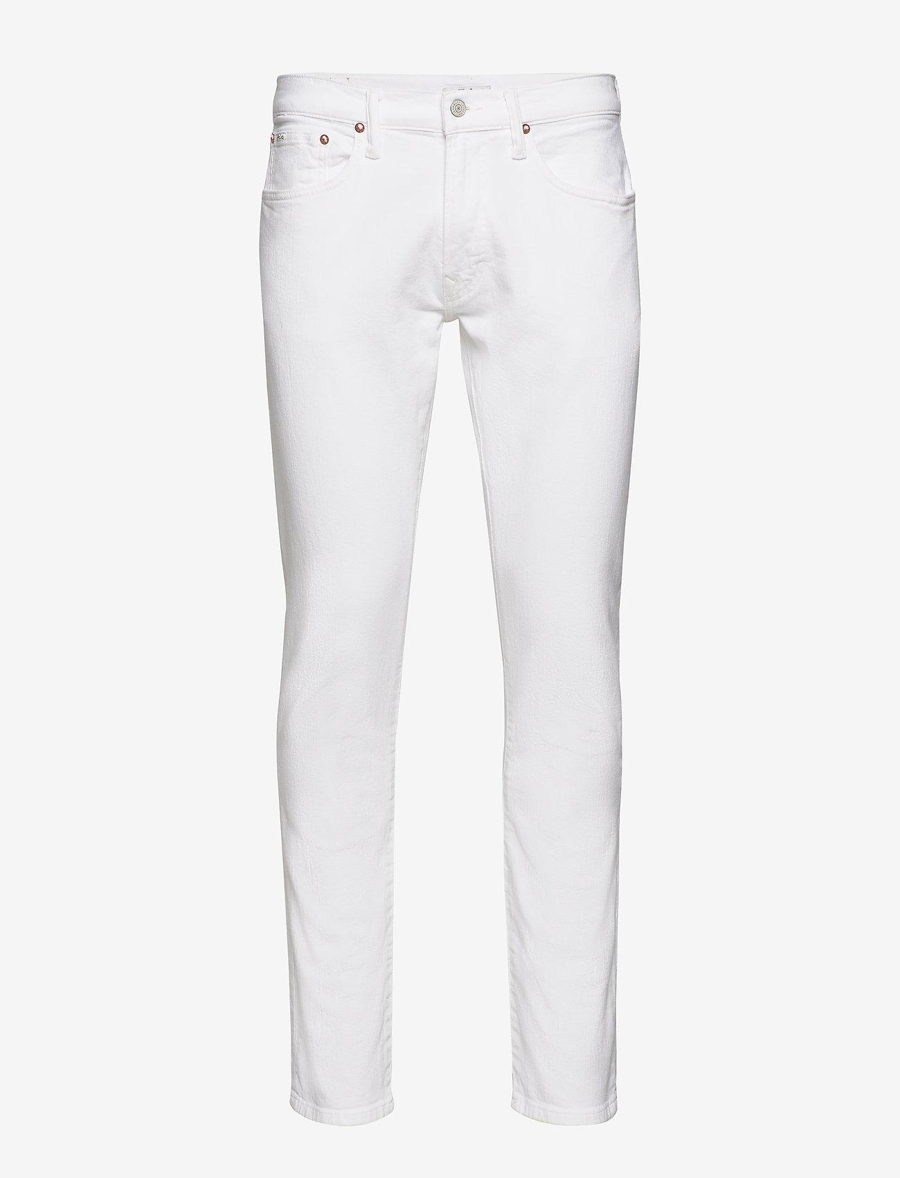 Polo Ralph Lauren - Sullivan Slim Stretch Jean - slim jeans - hdn white stretch - 0