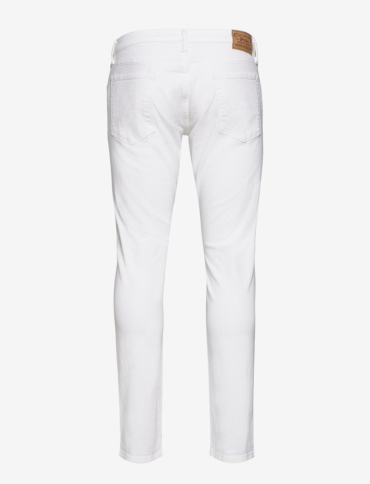 Polo Ralph Lauren - Sullivan Slim Stretch Jean - slim jeans - hdn white stretch - 1