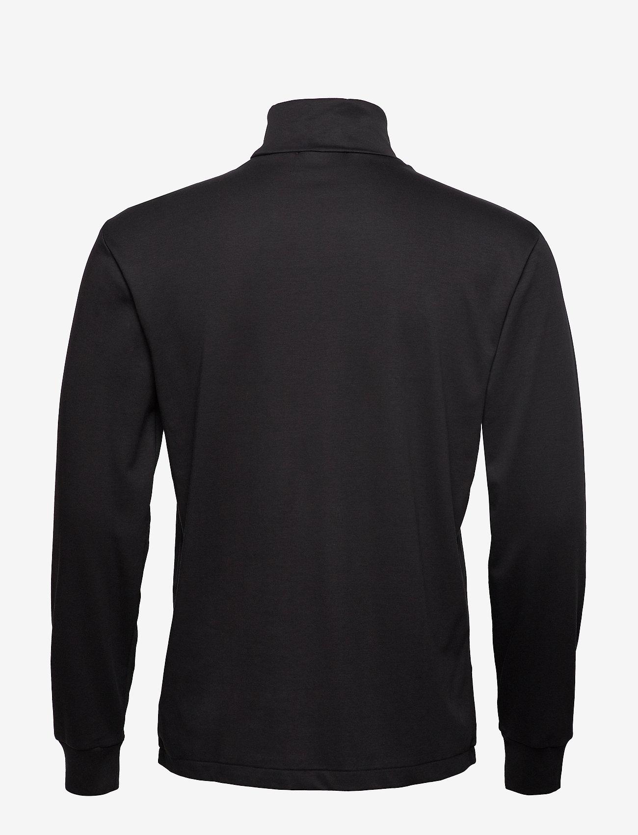 Polo Ralph Lauren - Soft Cotton Turtleneck - turtlenecks - polo black - 1