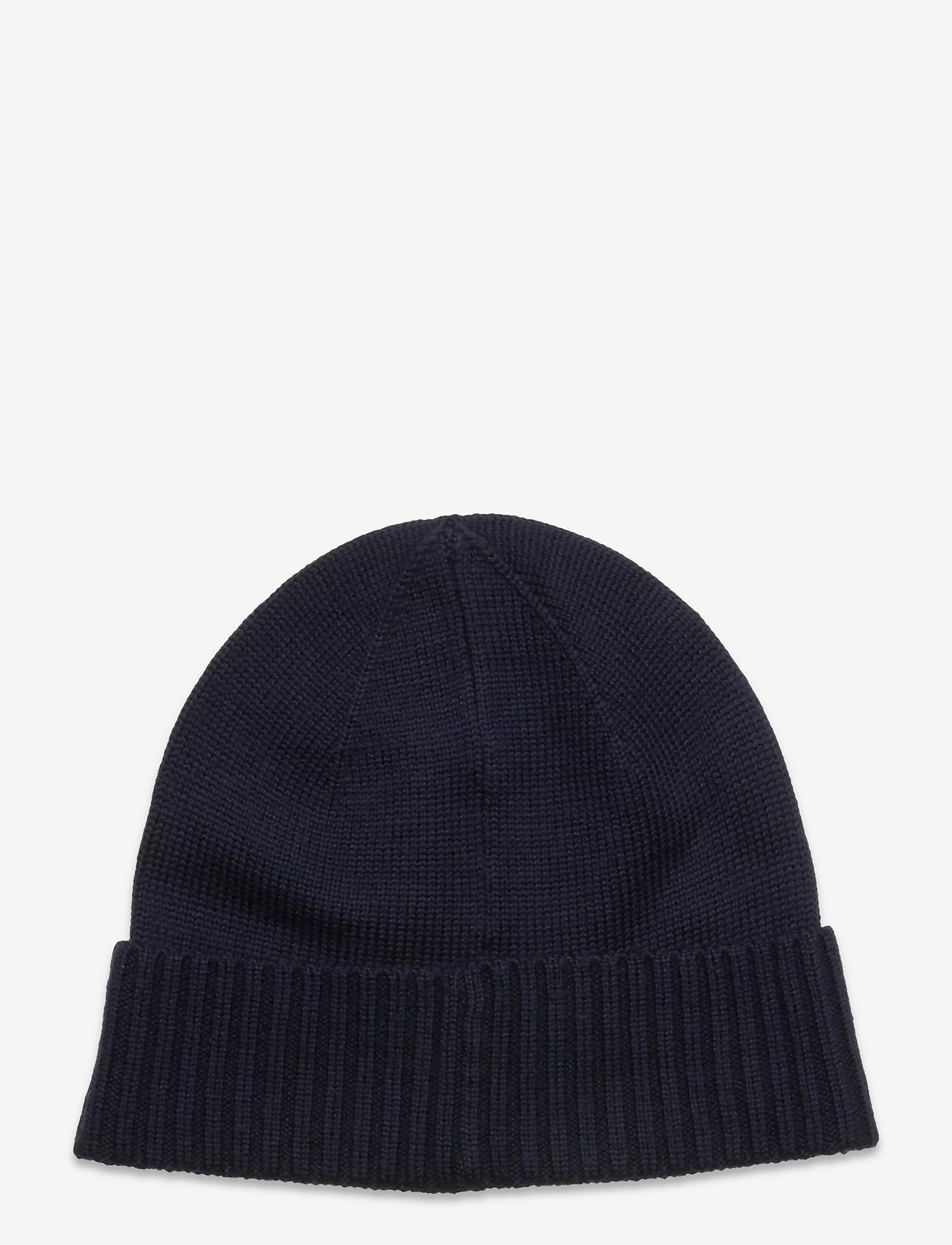 Polo Ralph Lauren - Wool Signature Pony Hat - beanies - piper navy - 1