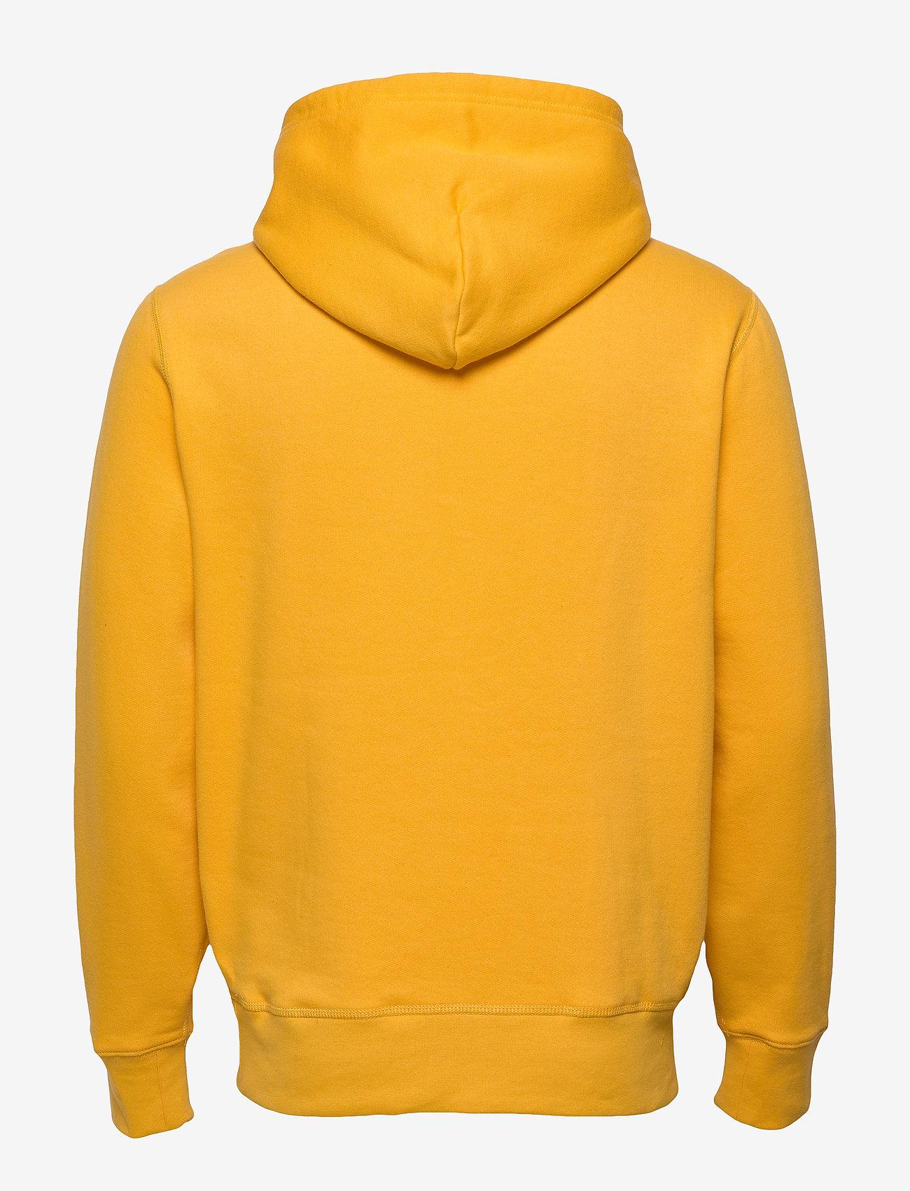 Polo Ralph Lauren - Fleece Hoodie - basic sweatshirts - gold bugle/c7980 - 1