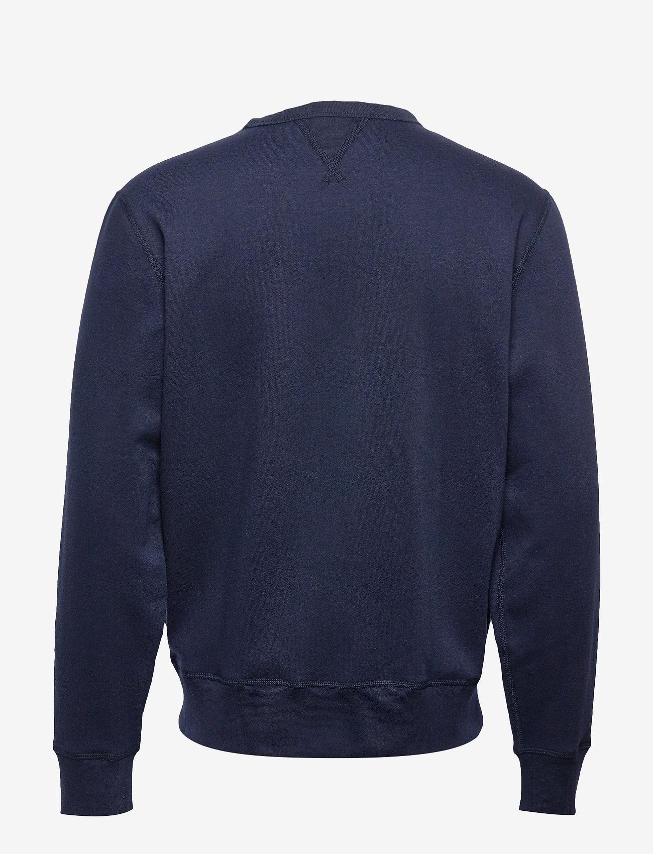 Fleece Graphic Sweatshirt (Cruise Navy) (897 kr) - Polo Ralph Lauren
