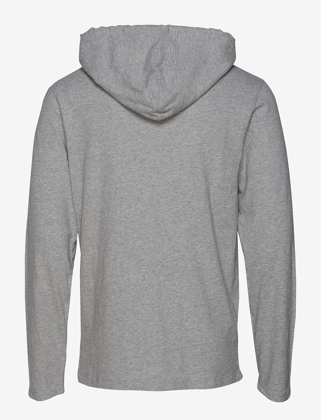 Polo Ralph Lauren Lspohoodm3-long Sleeve-t-shirt - Sweatshirts Andover Heather