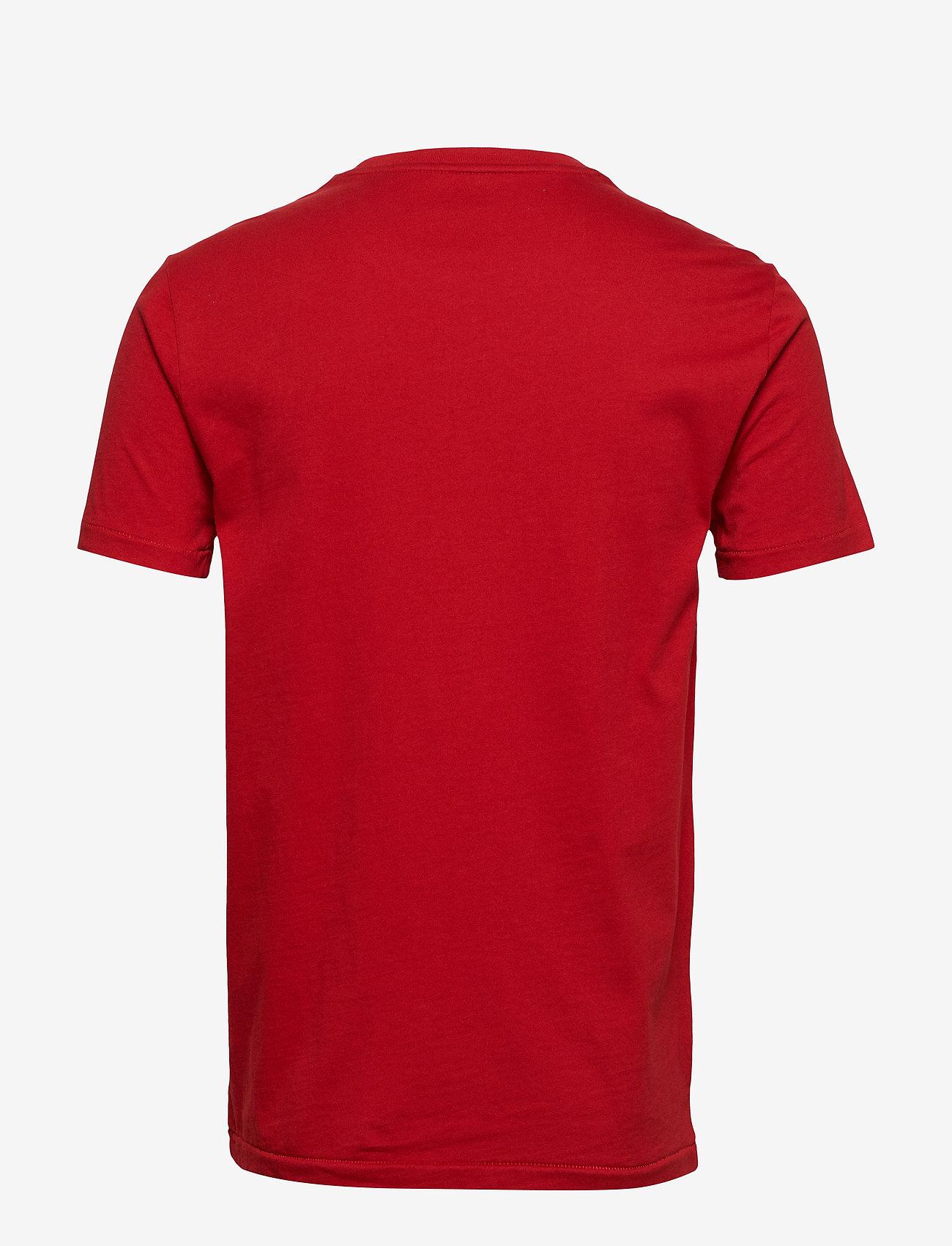 Sscncmslm1-short Sleeve-t-shirt (Pioneer Red) - Polo Ralph Lauren O0mtj3
