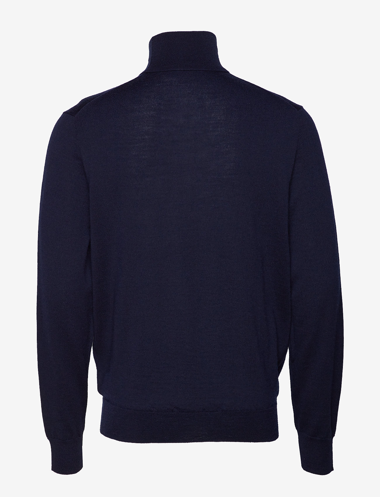 Washable Merino Wool Sweater (Hunter Navy) - Polo Ralph Lauren epKuIk