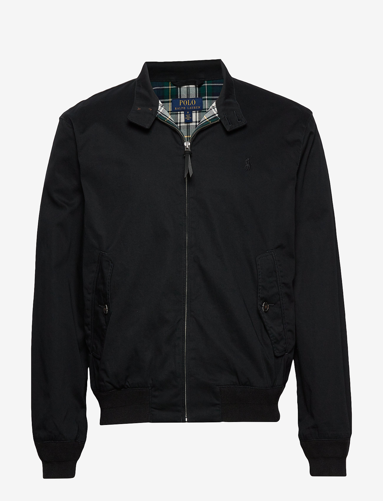 Polo Ralph Lauren - Cotton Twill Jacket - kurtki-wiosenne - polo black - 0