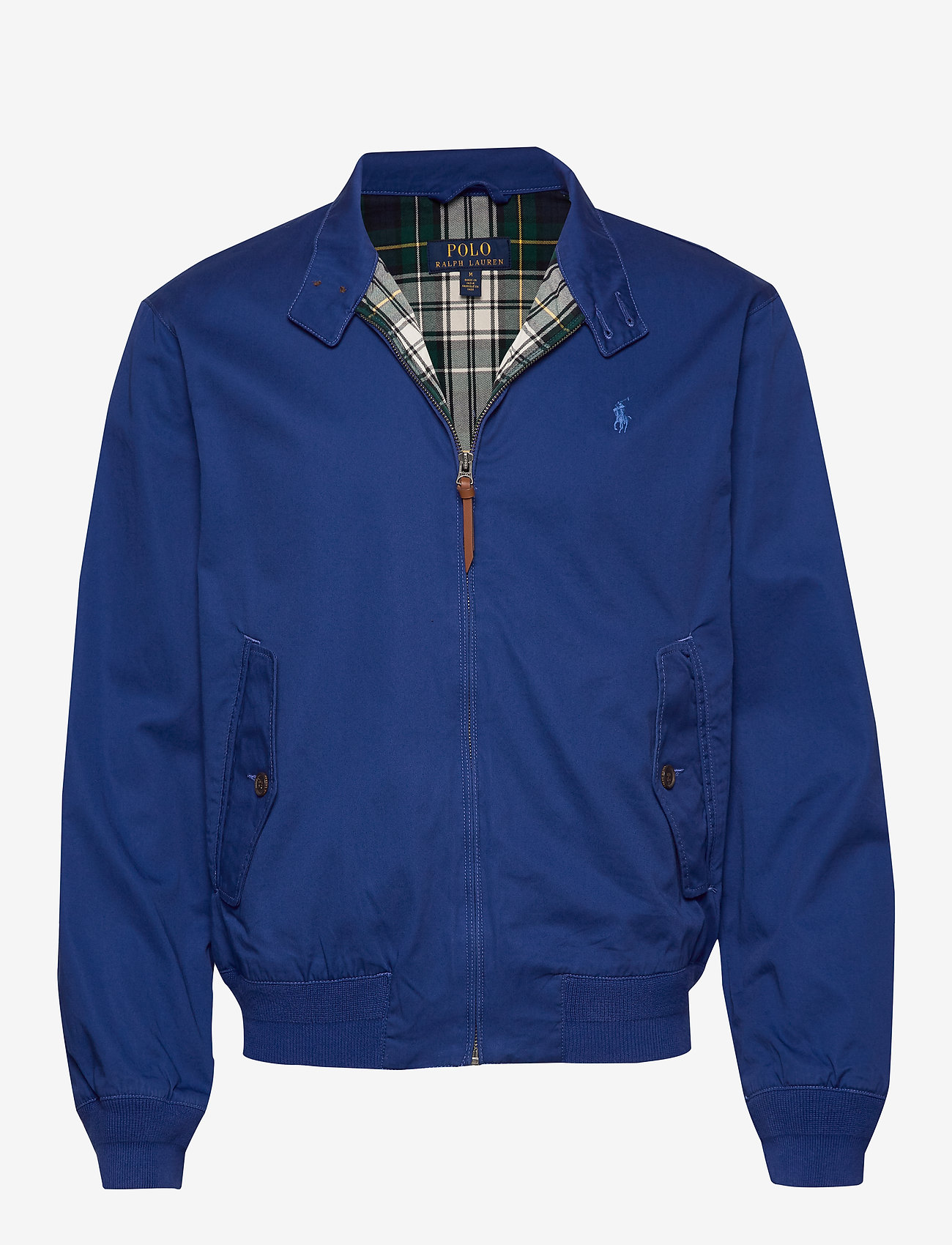 Polo Ralph Lauren - Cotton Twill Jacket - kurtki-wiosenne - sistine blue - 0