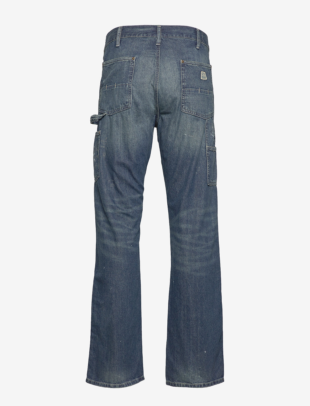 Straight Fit Carpenter Jean (Bowers) - Polo Ralph Lauren owHSWZ