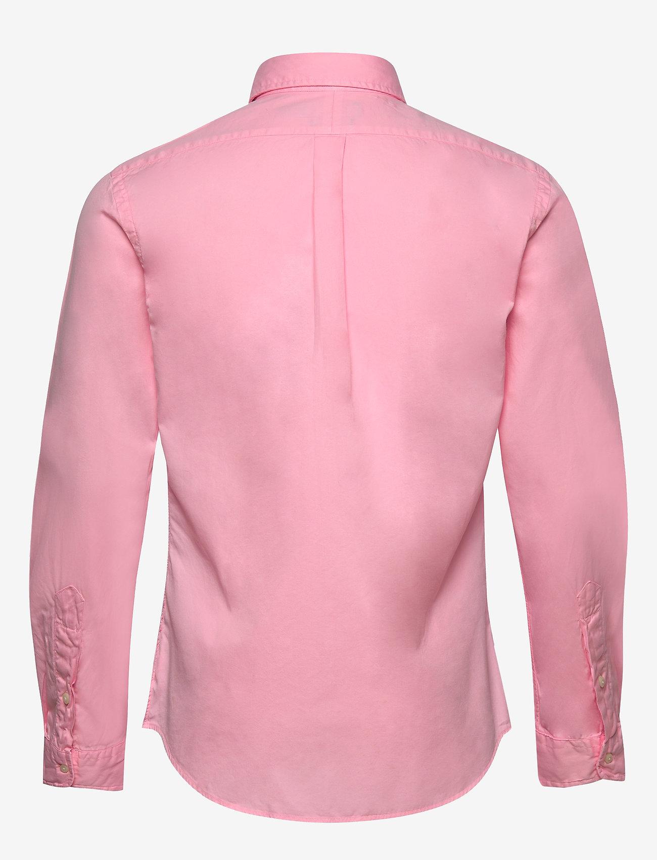 Polo Ralph Lauren - GD CHINO-SLBDPPCSPT - basic shirts - taylor rose