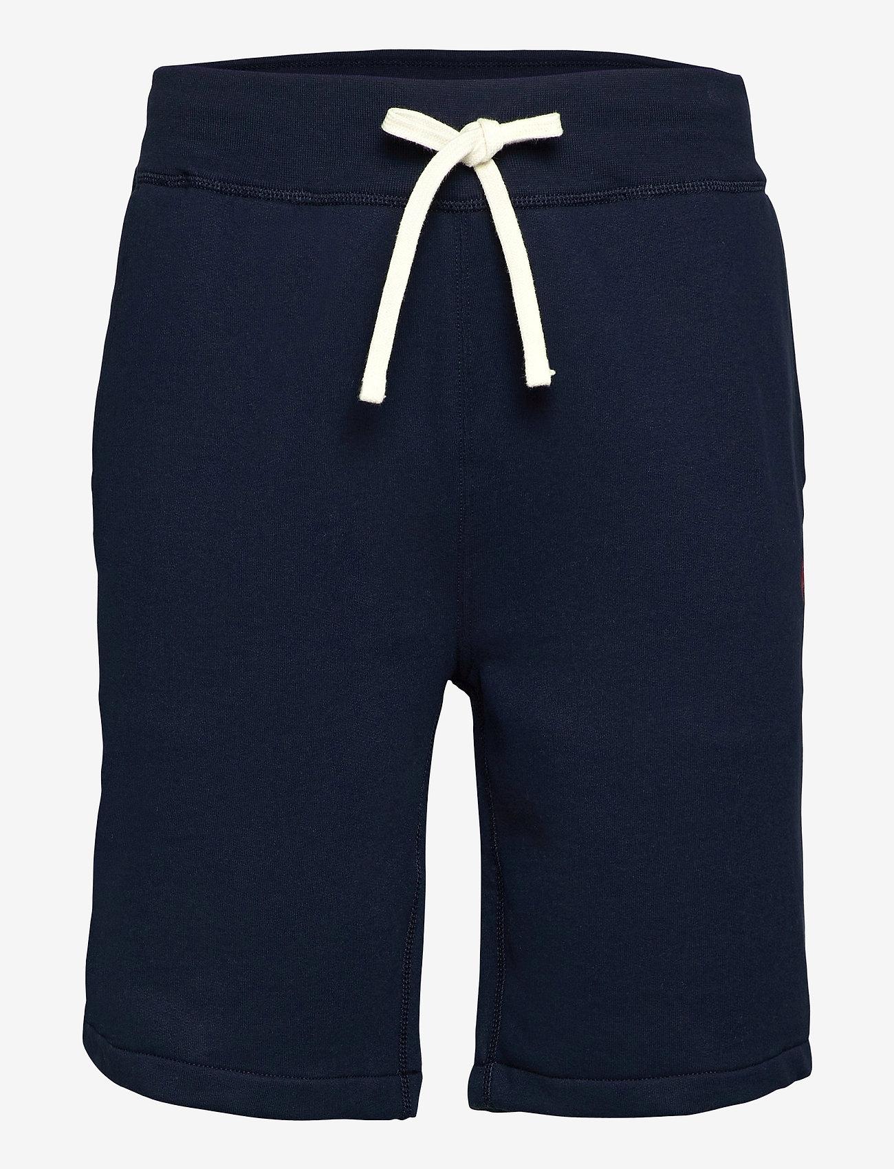 Polo Ralph Lauren - The Cabin Fleece Short - casual shorts - cruise navy - 0