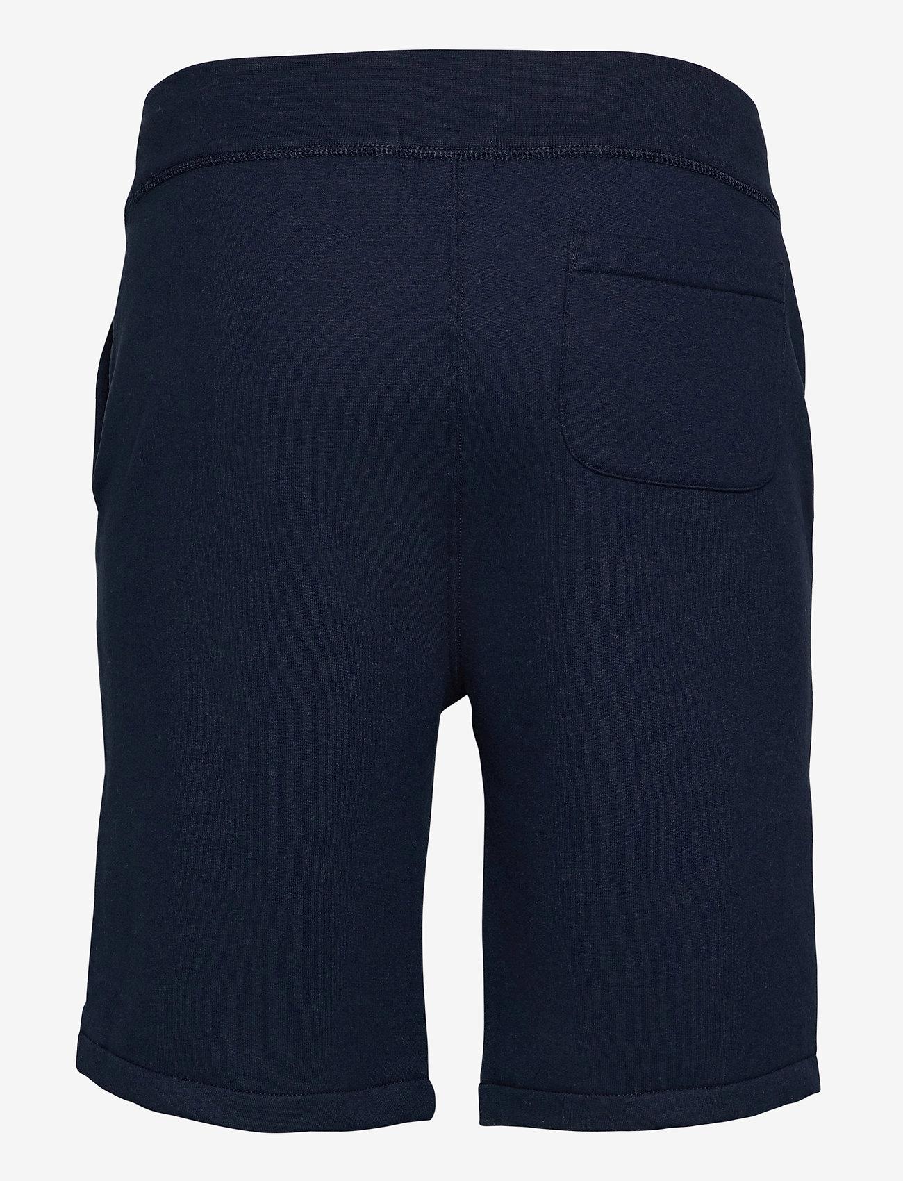 Polo Ralph Lauren - The Cabin Fleece Short - casual shorts - cruise navy - 1