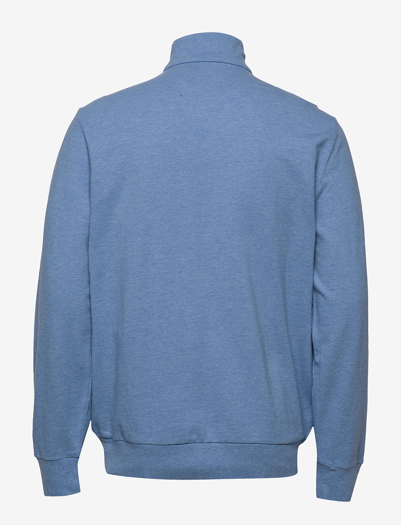 Polo Ralph Lauren Cotton Mesh Half-zip Pullover - Sweats