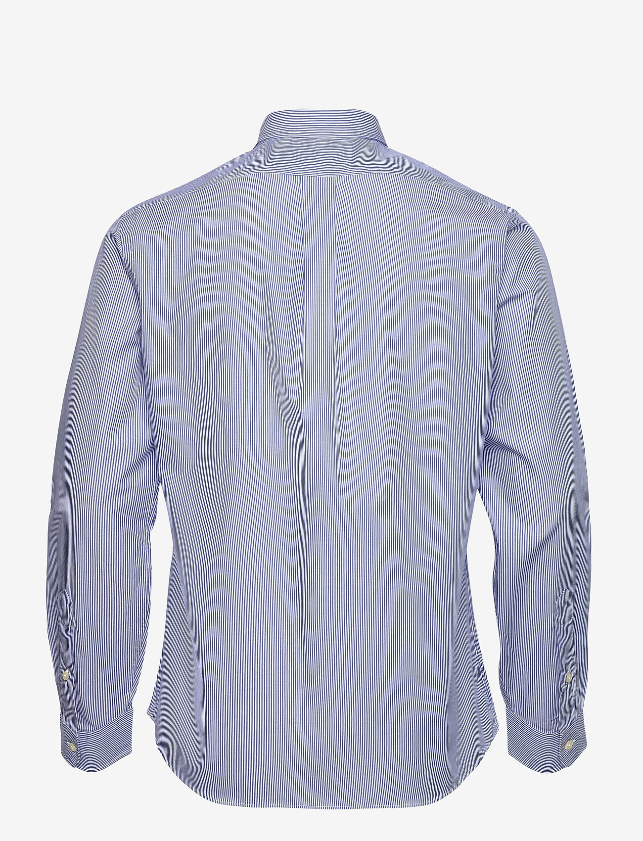 Polo Ralph Lauren - Custom Fit Poplin Shirt - podstawowe koszulki - 2866 blue/white h - 1