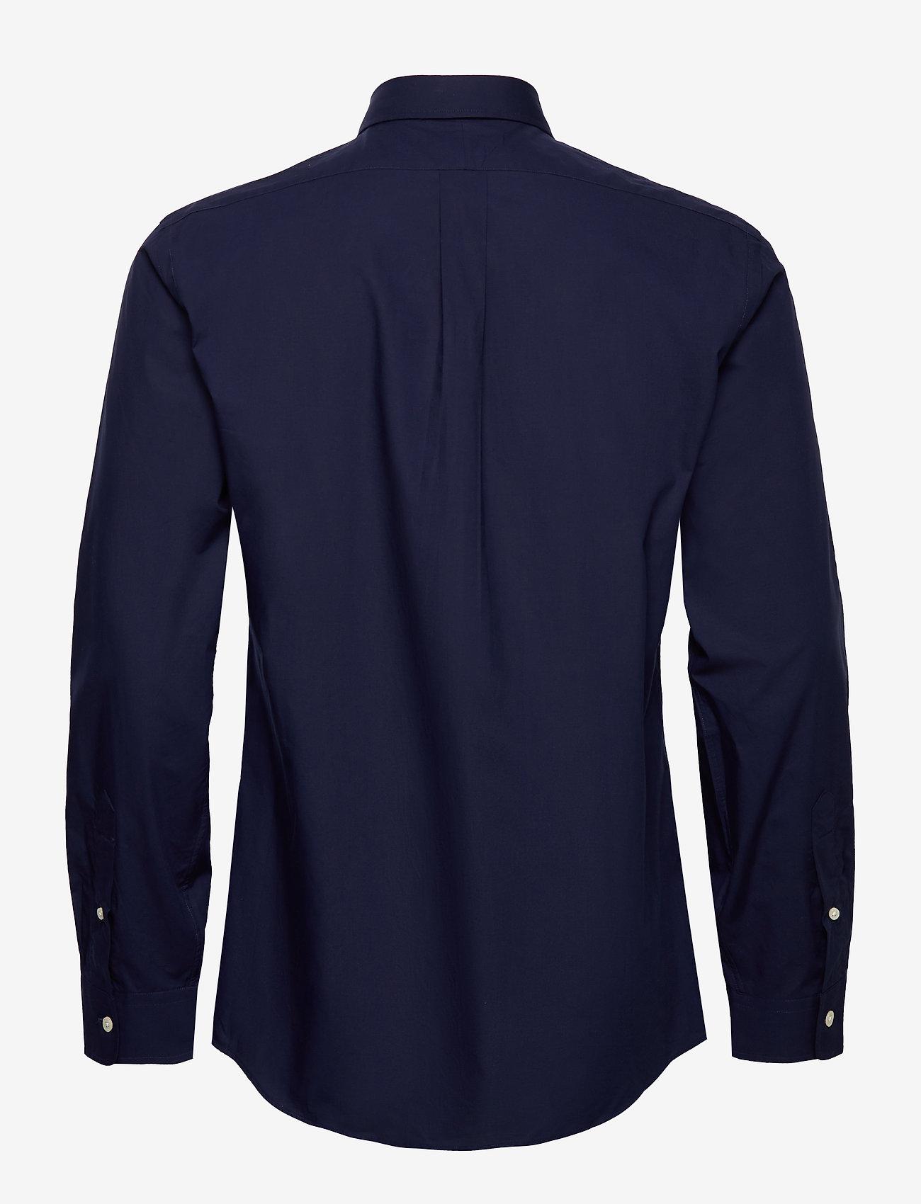 Polo Ralph Lauren - Custom Fit Poplin Shirt - basic shirts - newport navy - 1