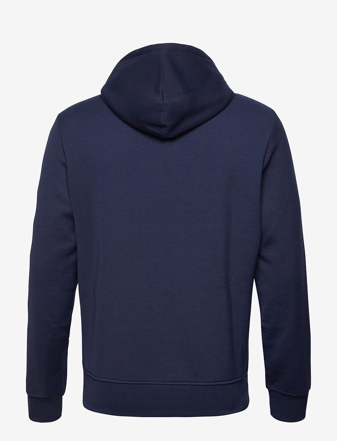 Polo Ralph Lauren - NEON FLEECE-LSL-KNT - basic sweatshirts - cruise navy - 1