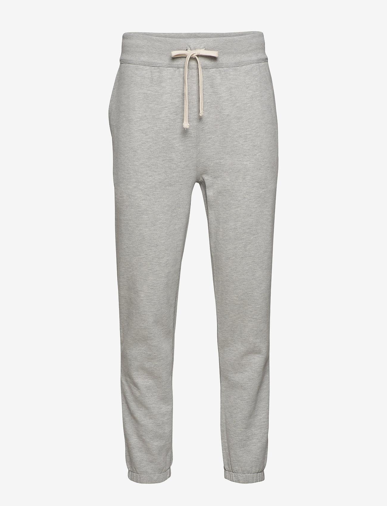 Polo Ralph Lauren - The Cabin Fleece Pant - sweat pants - andover heather - 0