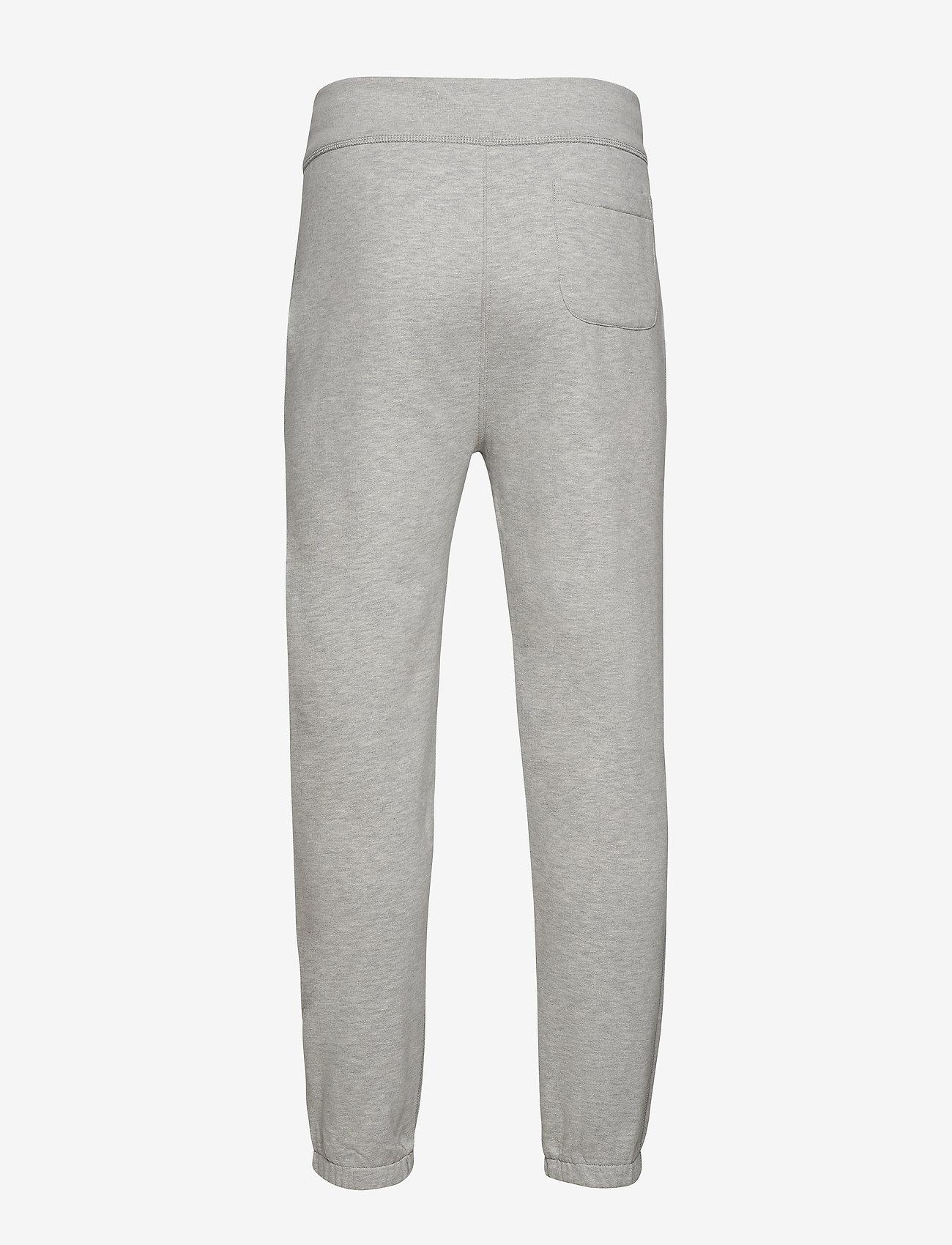 Polo Ralph Lauren - The Cabin Fleece Pant - sweat pants - andover heather - 1