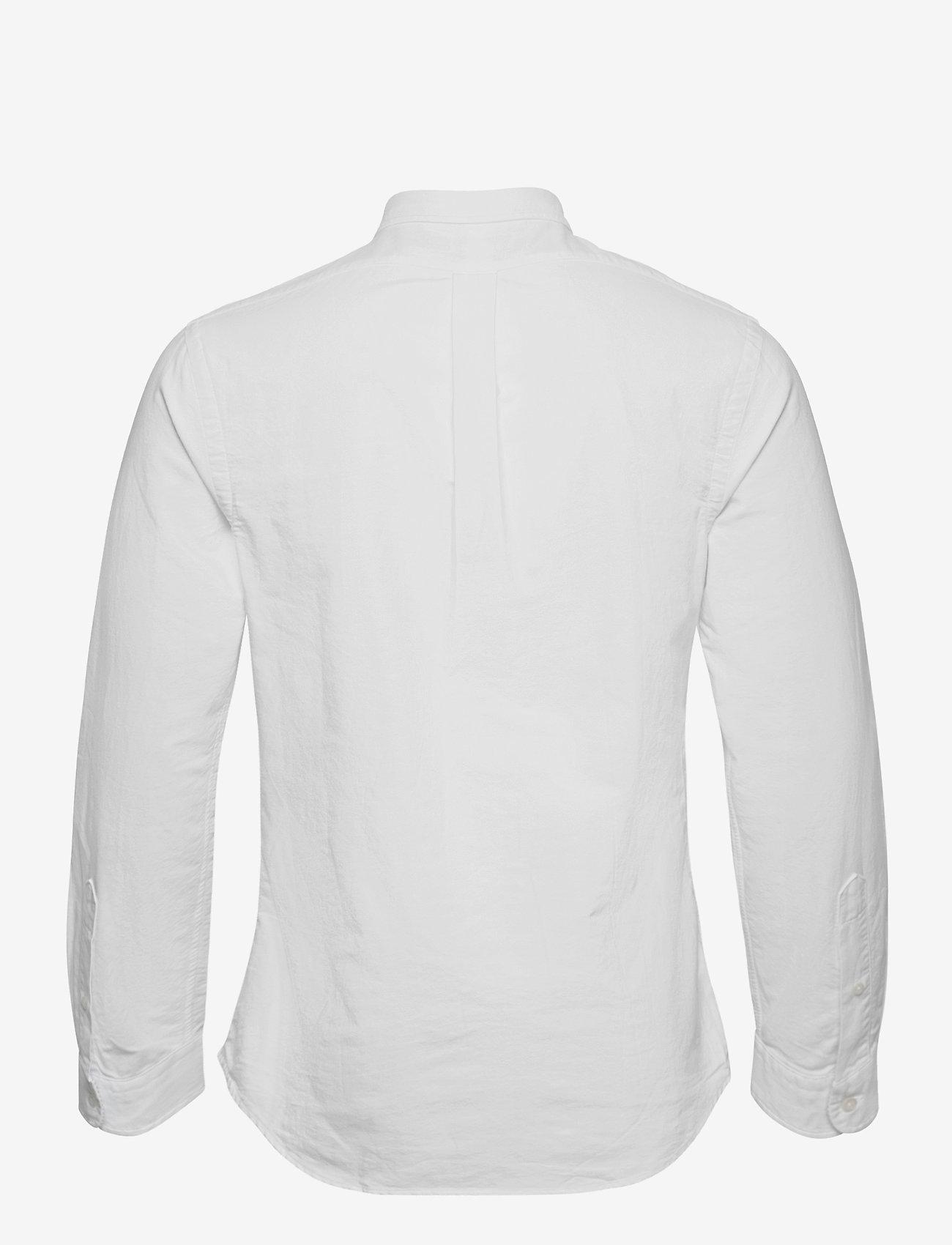 Polo Ralph Lauren - OXFORD-SLBDPPCS - basic shirts - bsr white - 1