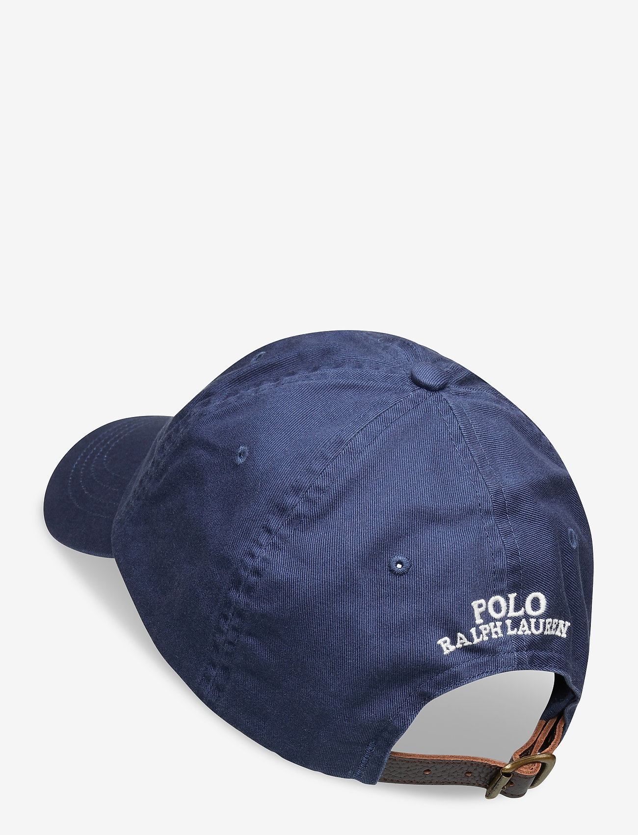 Polo Ralph Lauren CLASSIC SPORT CAP W/ BEAR - Czapki i kapelusze BOATHOUSE NAVY - Akcesoria