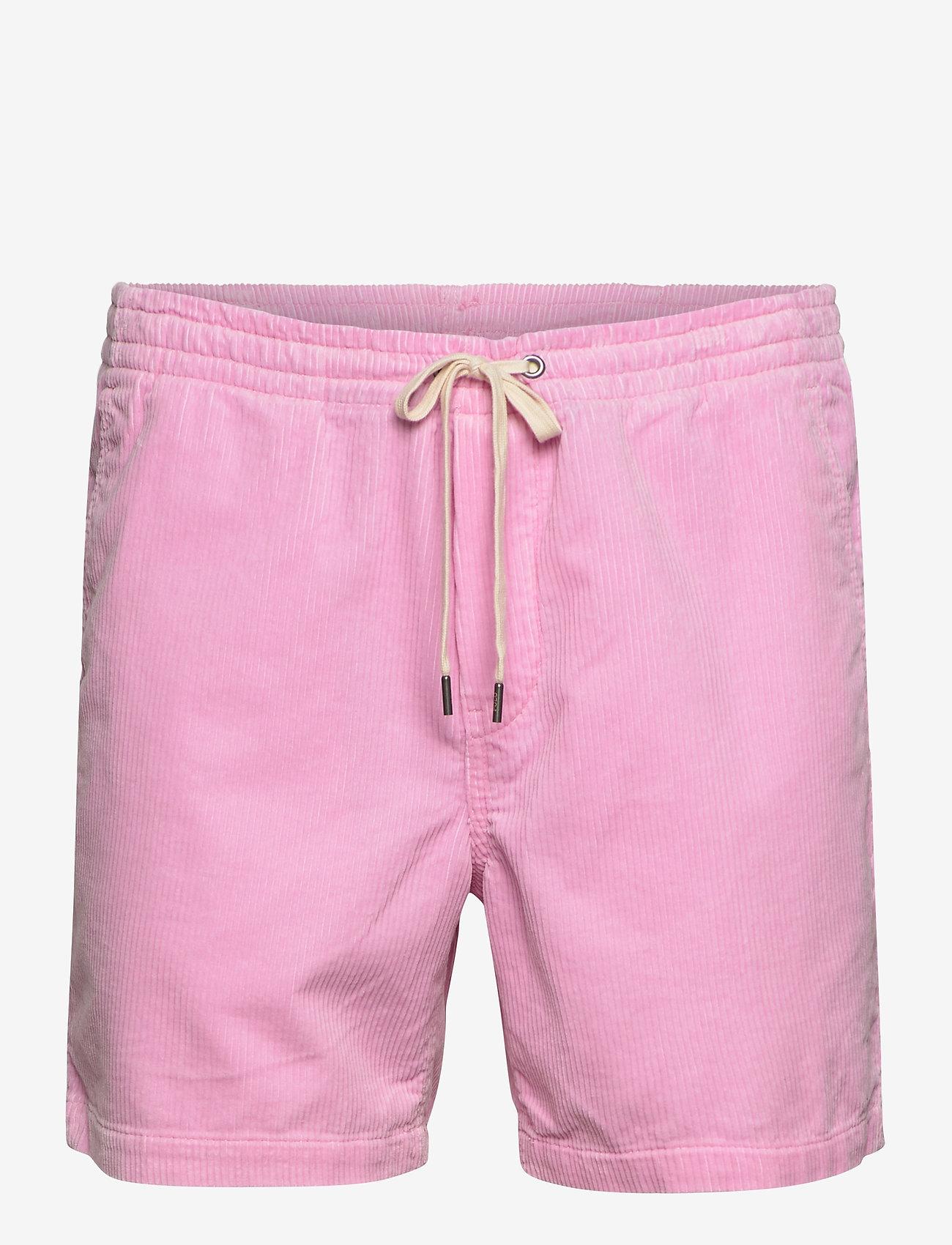 Polo Ralph Lauren - Classic Corduroy Polo Prepster - casual shorts - carmel pink - 0