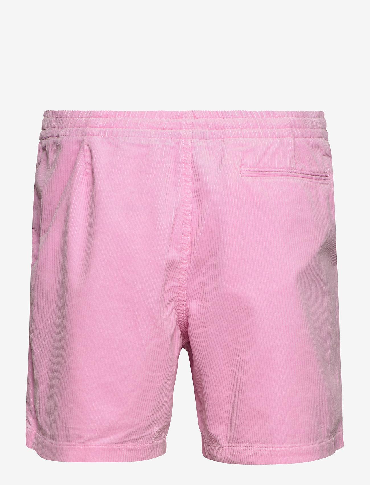 Polo Ralph Lauren - Classic Corduroy Polo Prepster - casual shorts - carmel pink - 1