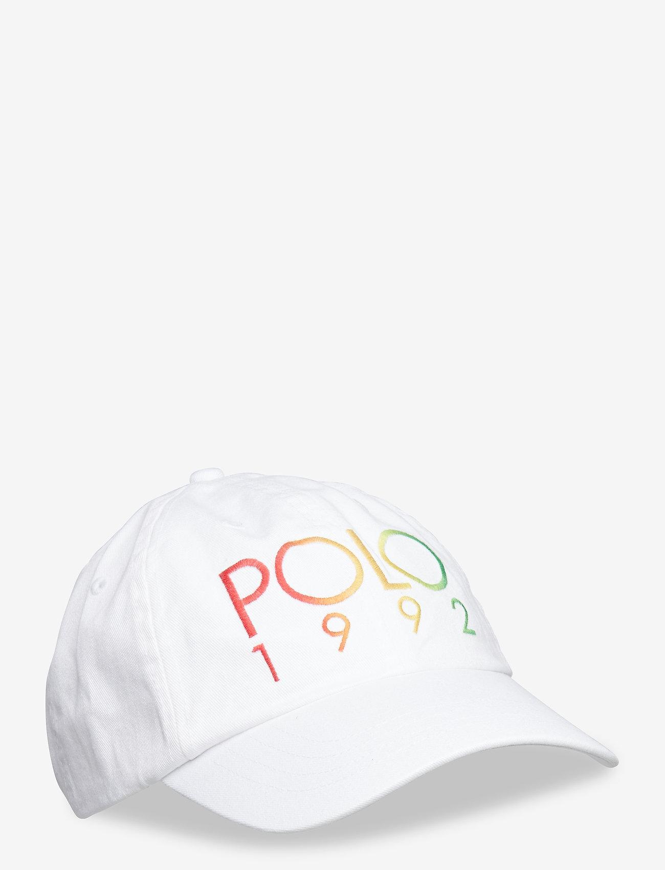 Polo Ralph Lauren - Polo 1992 Chino Ball Cap - caps - white - 0
