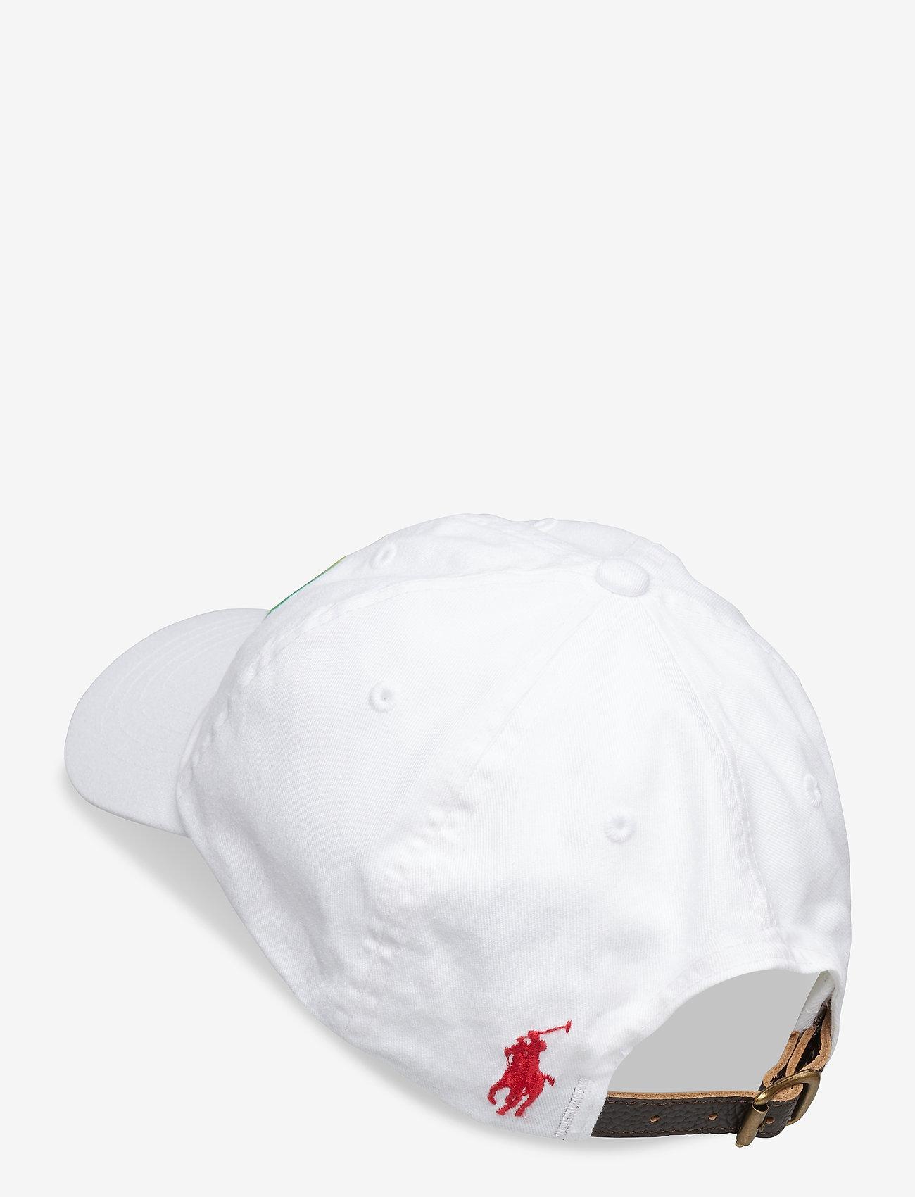 Polo Ralph Lauren - Polo 1992 Chino Ball Cap - caps - white - 1