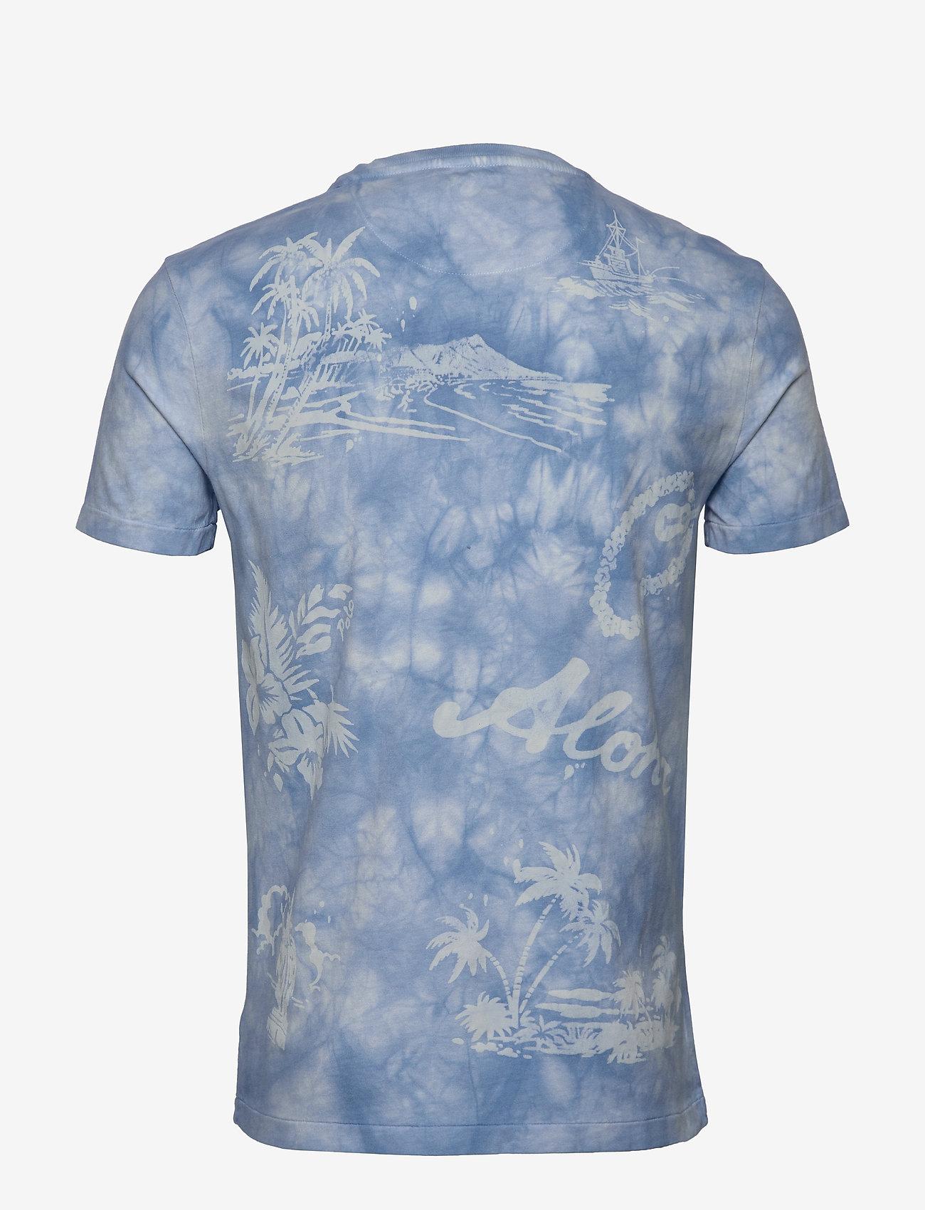 26/1 Jersey-ssl-tsh (French Blue Print) (79 €) - Polo Ralph Lauren rcUgQ7Mw
